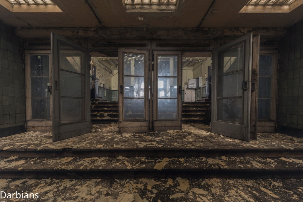 Abandoned Steelworks Belgium