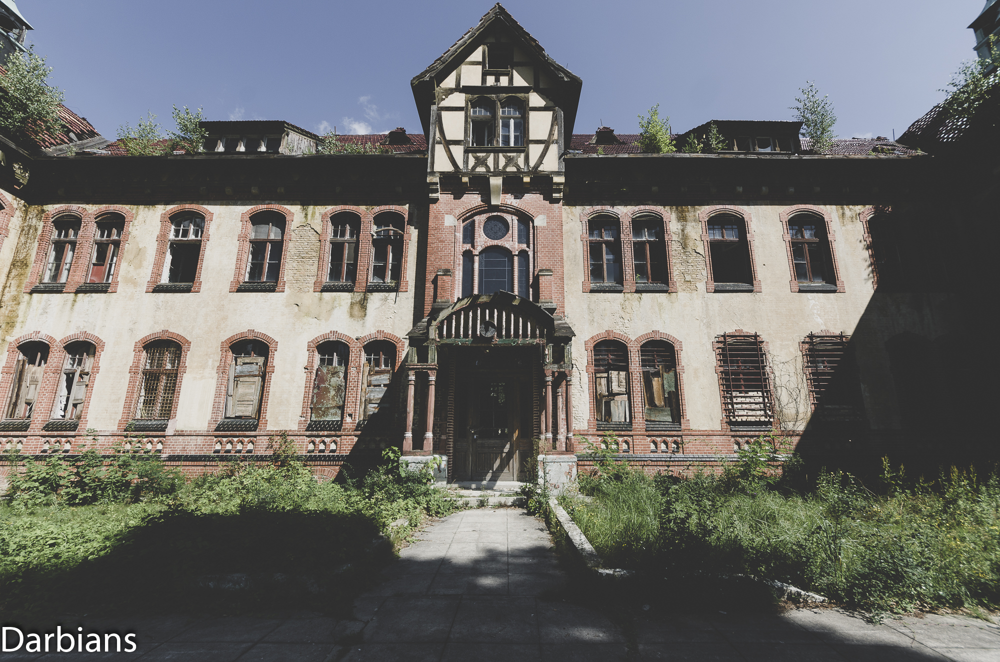 Beelitz Heilstätten Abandoned Sanatorium