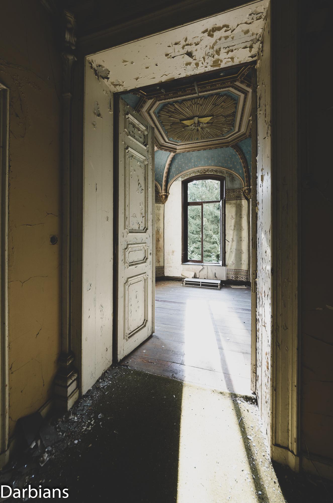 Chateau Rochendaal. Chapel.