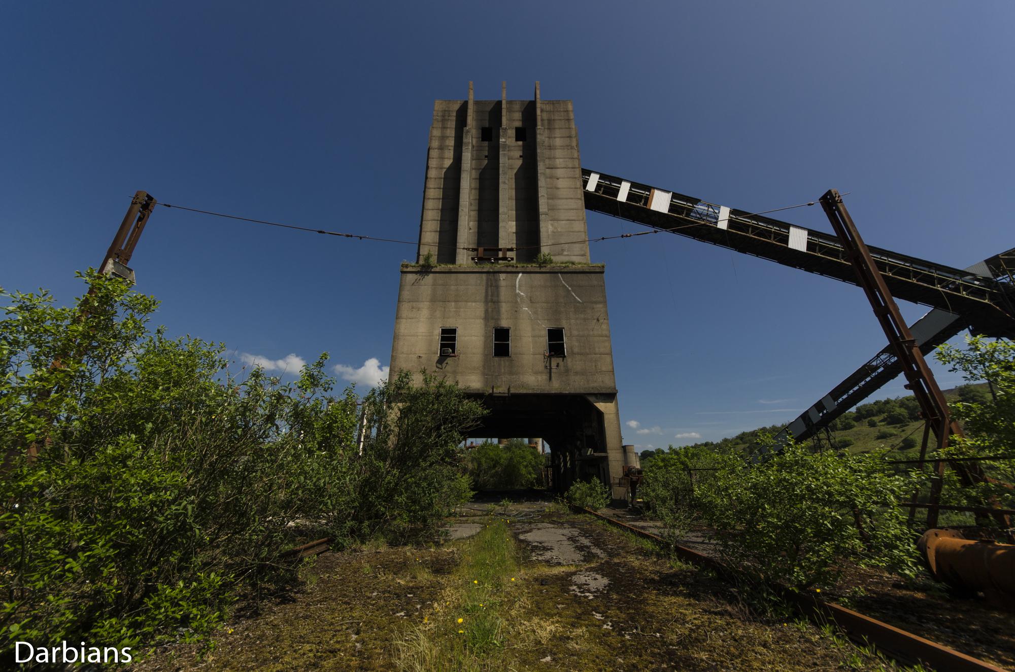 CWM Coke. The tower.