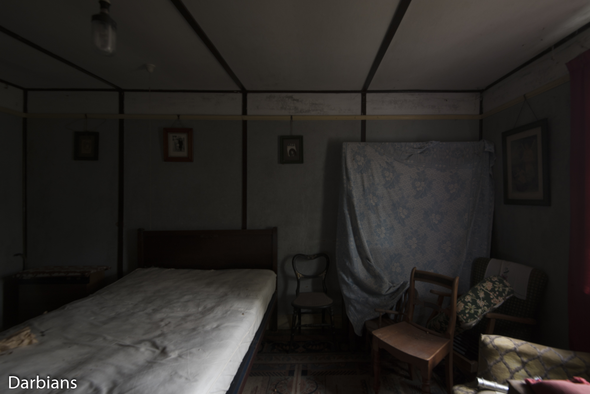 Essence House: Another bedroom.