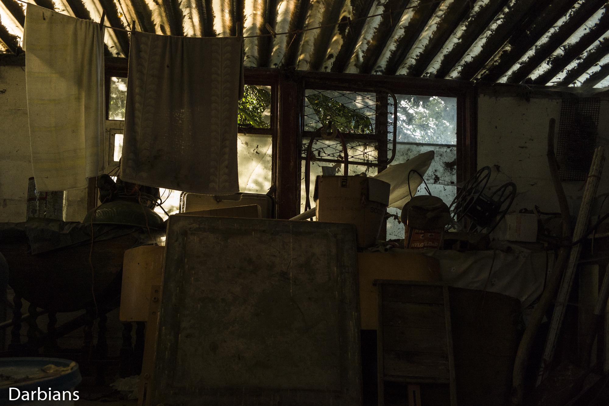 Essence House: Outhouse