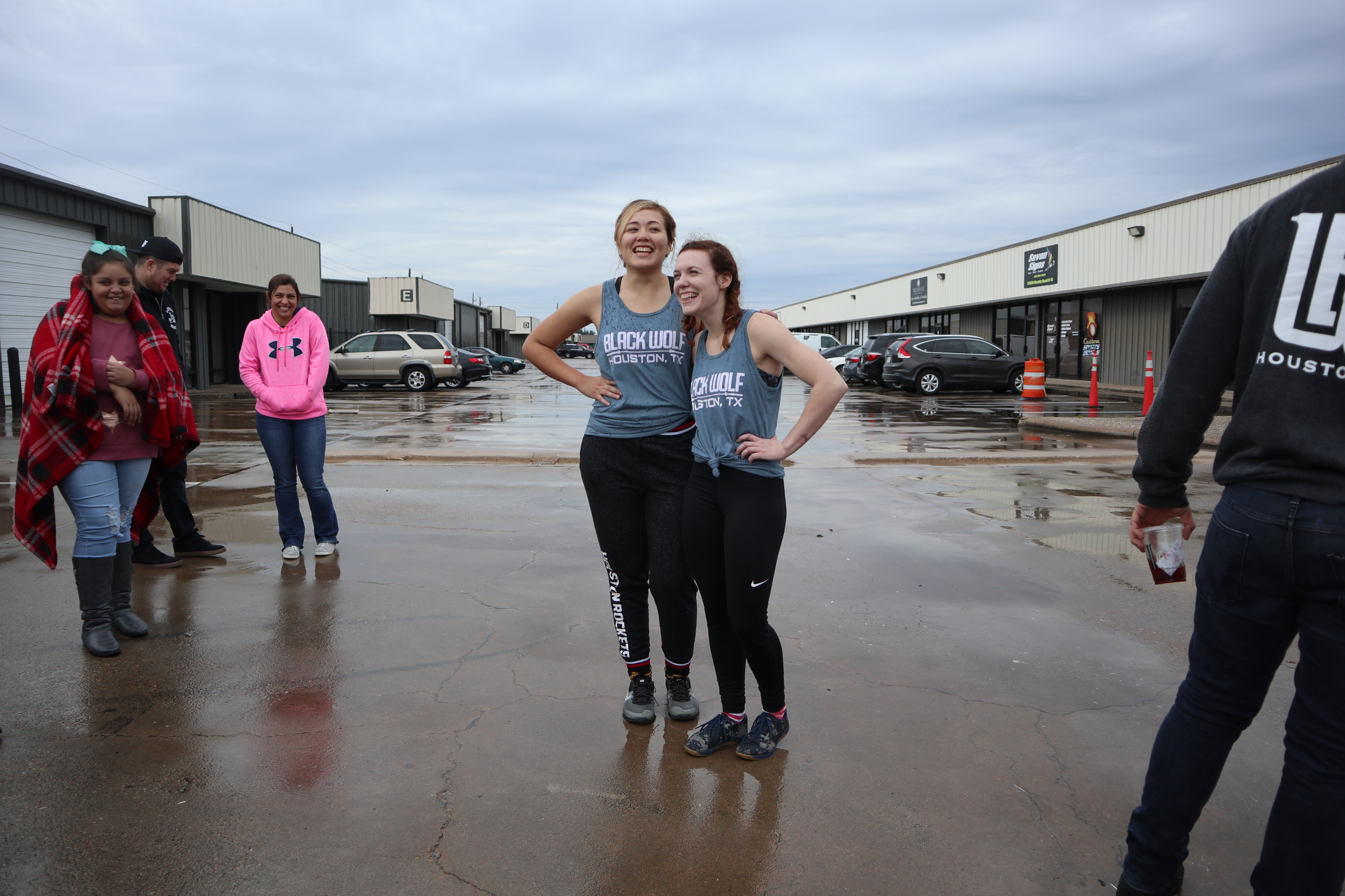 Dalila and Summer competed at Hammer & Chisel this weekend. It was Dalila's first competition and they did awesome!
