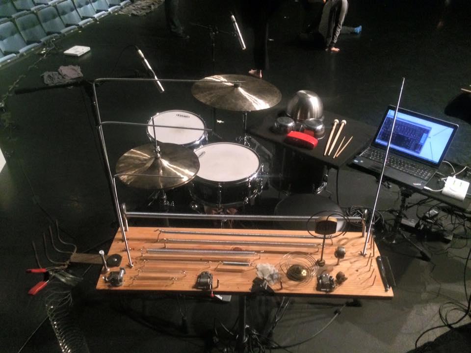 Soundboard #1  - 2014