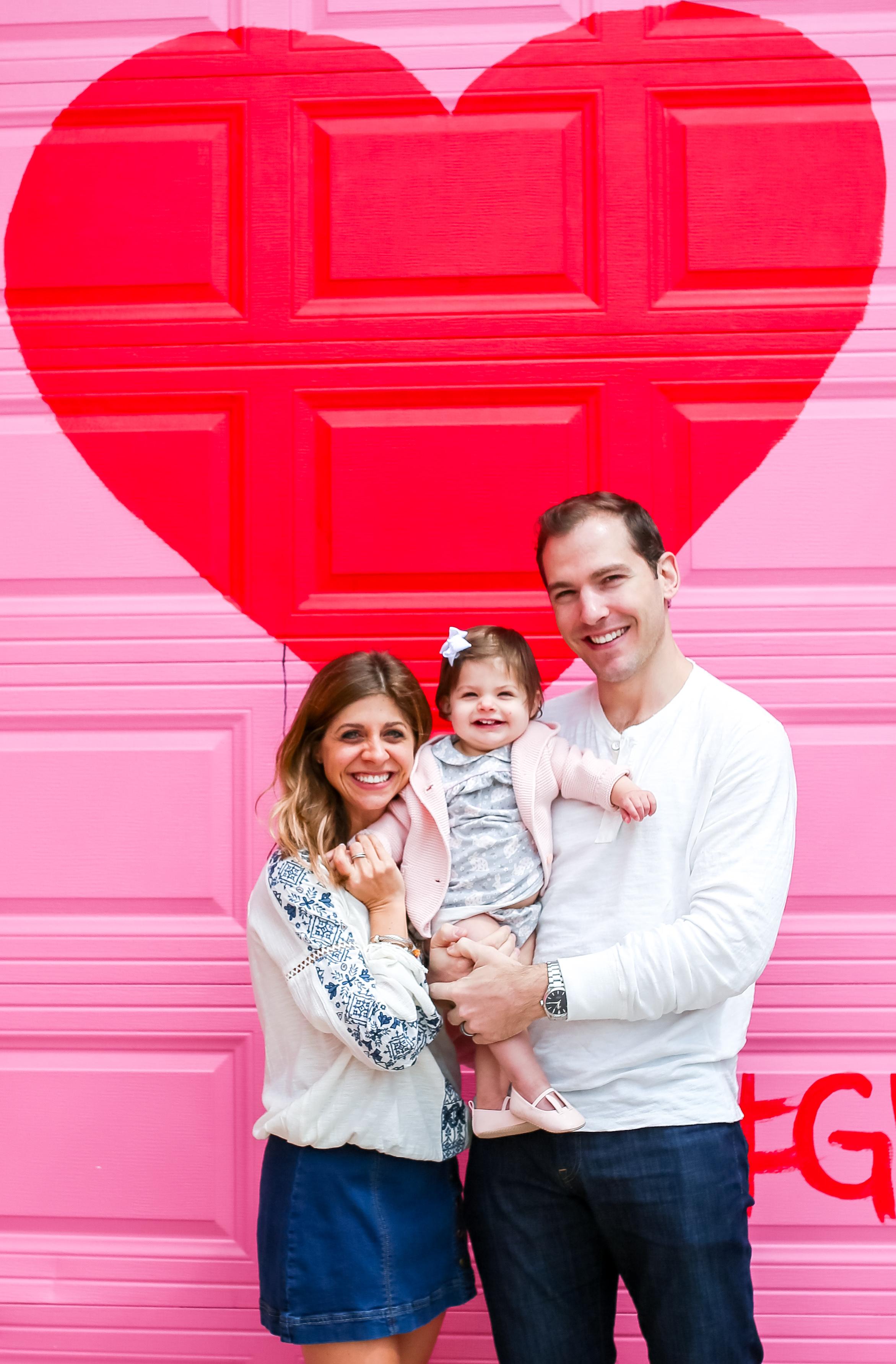 family love graffiti wall chicago
