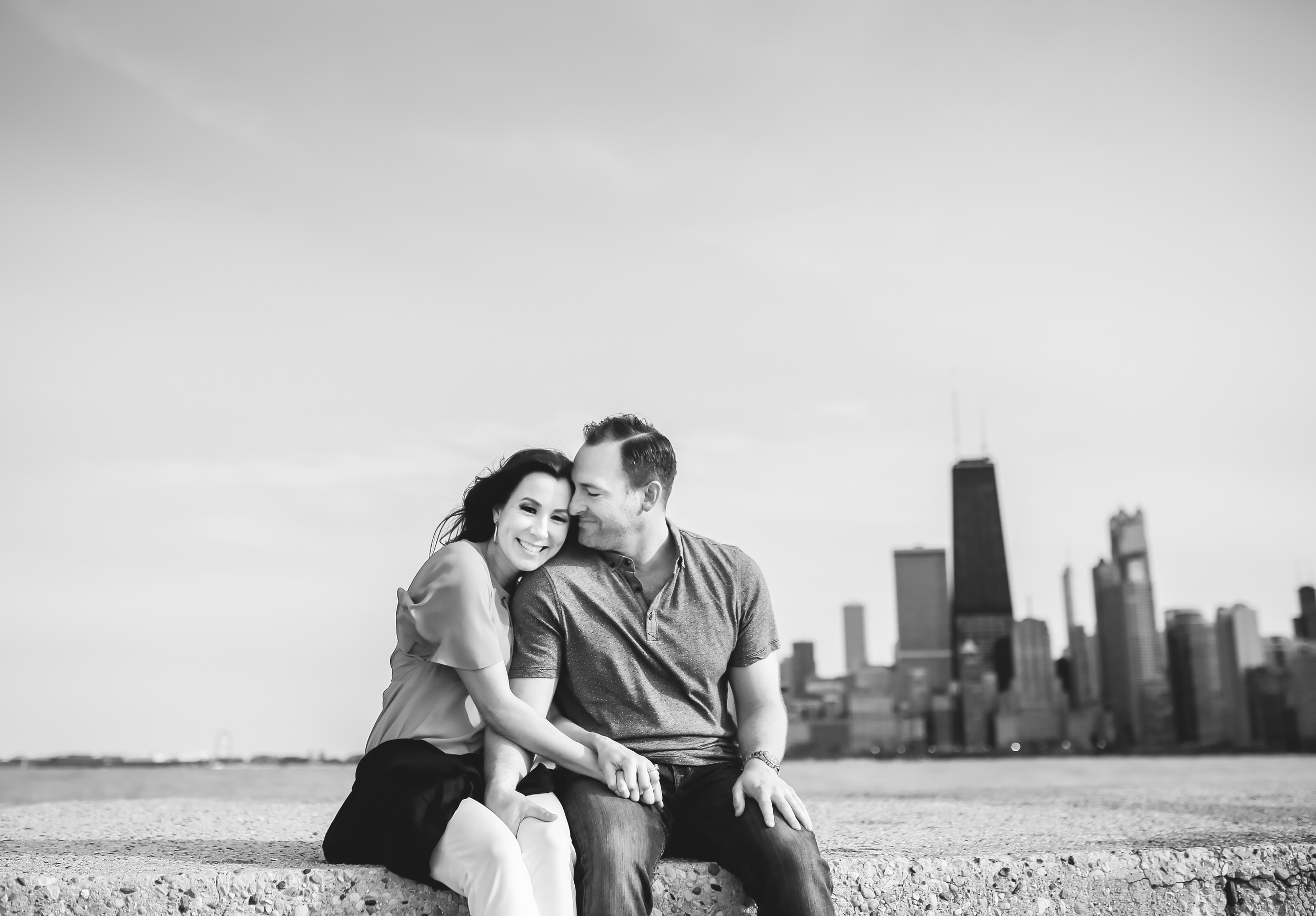 chicago engaged love