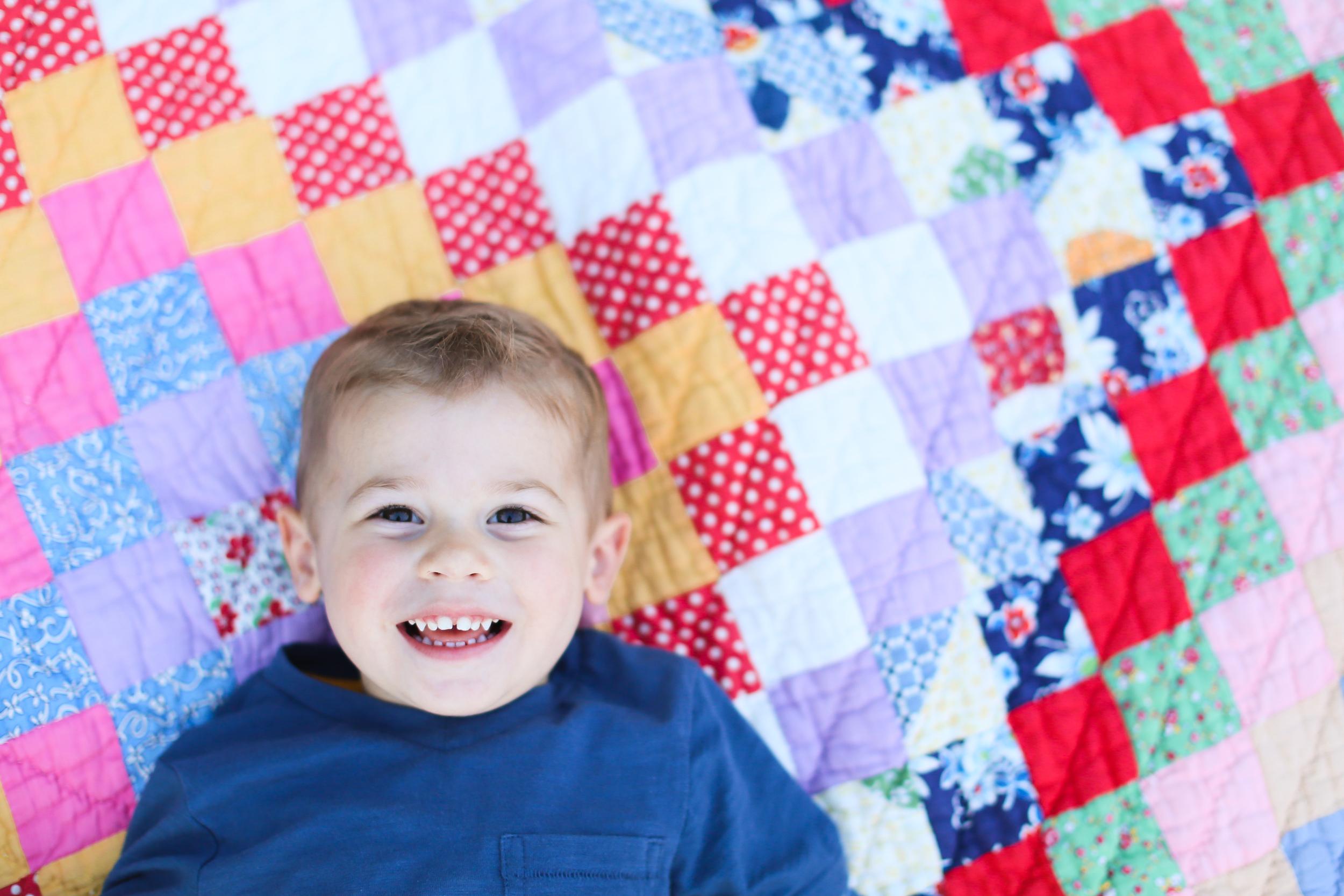 chicago toddler boy