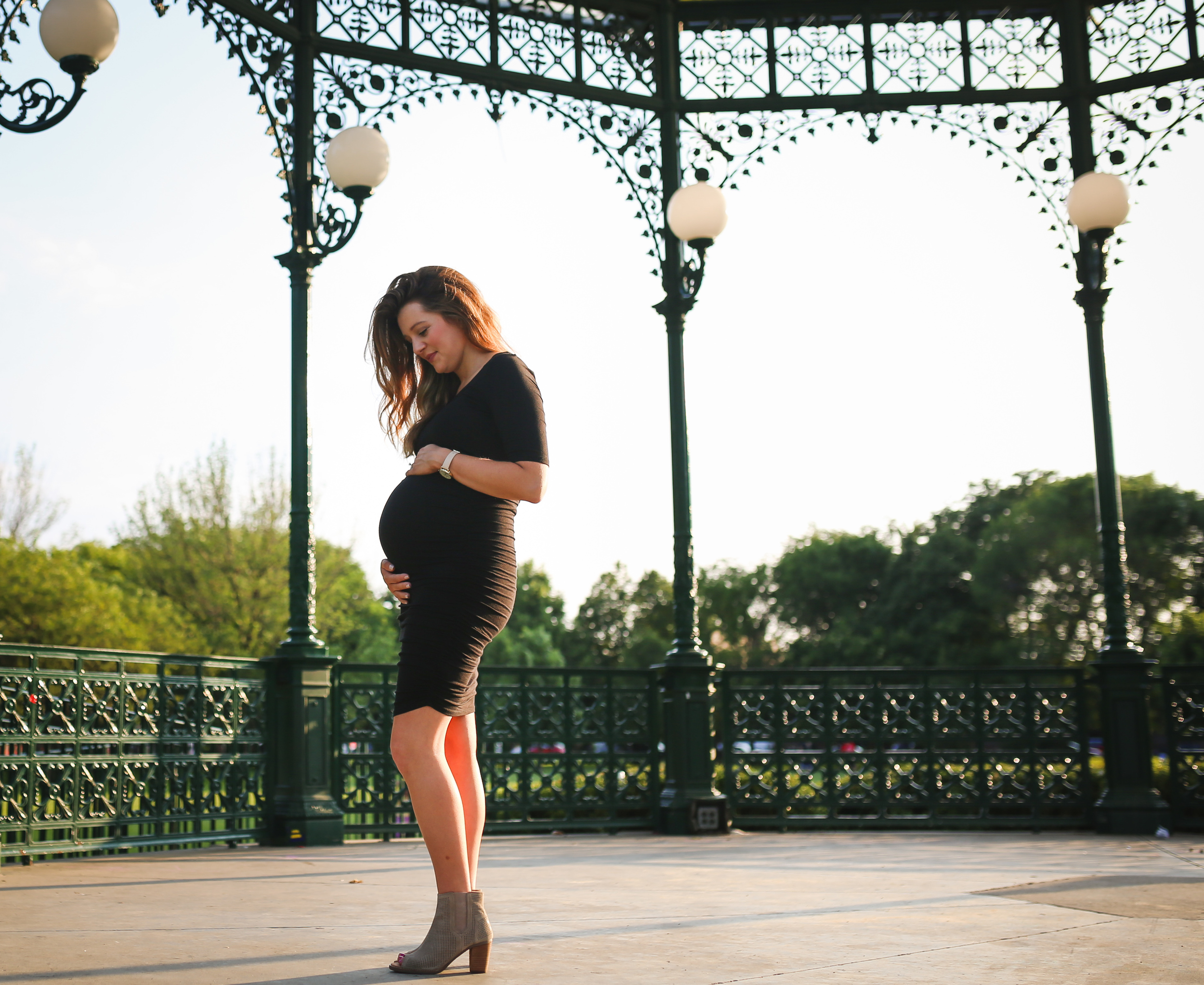 chicago bump maternity style
