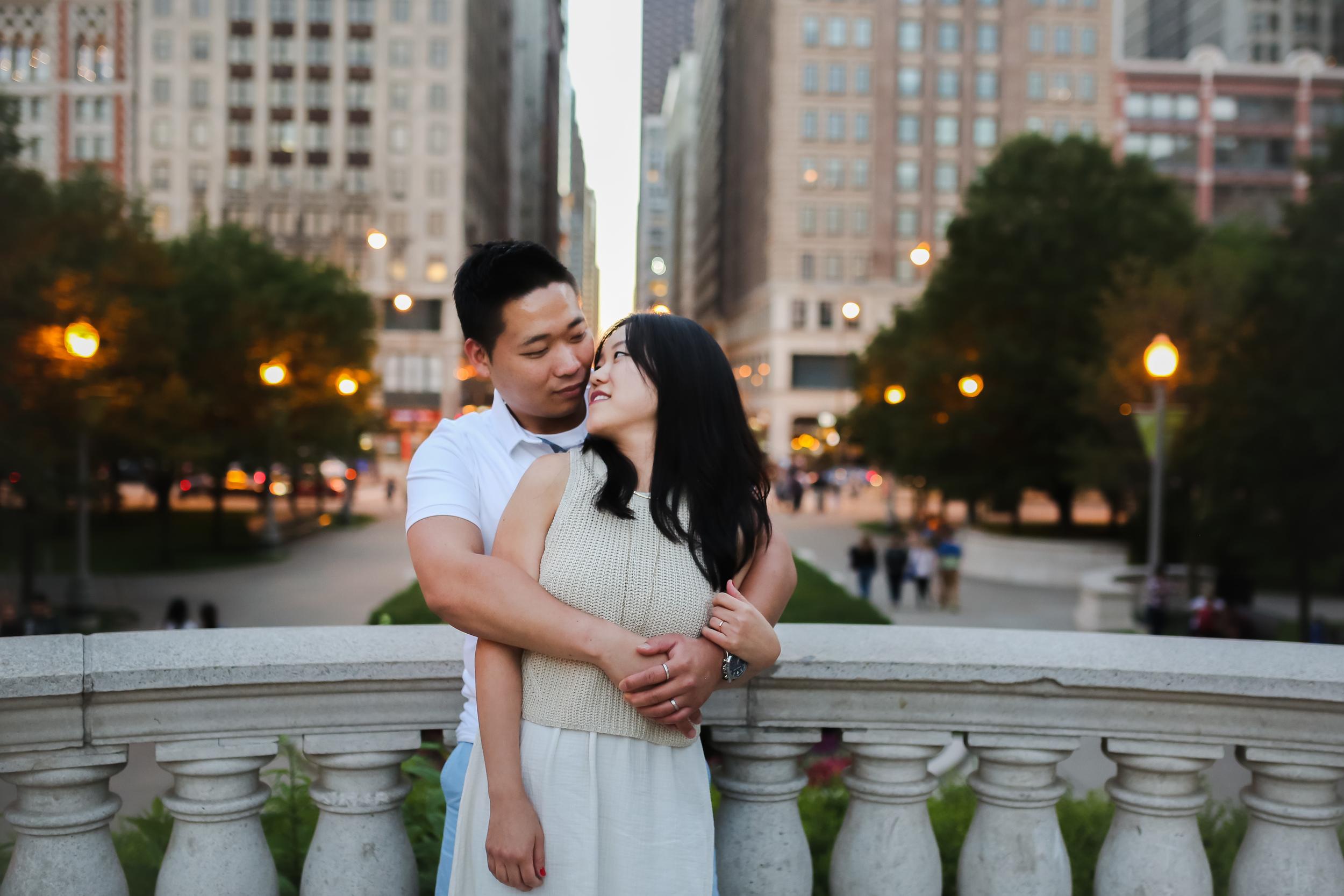chicago korean love story