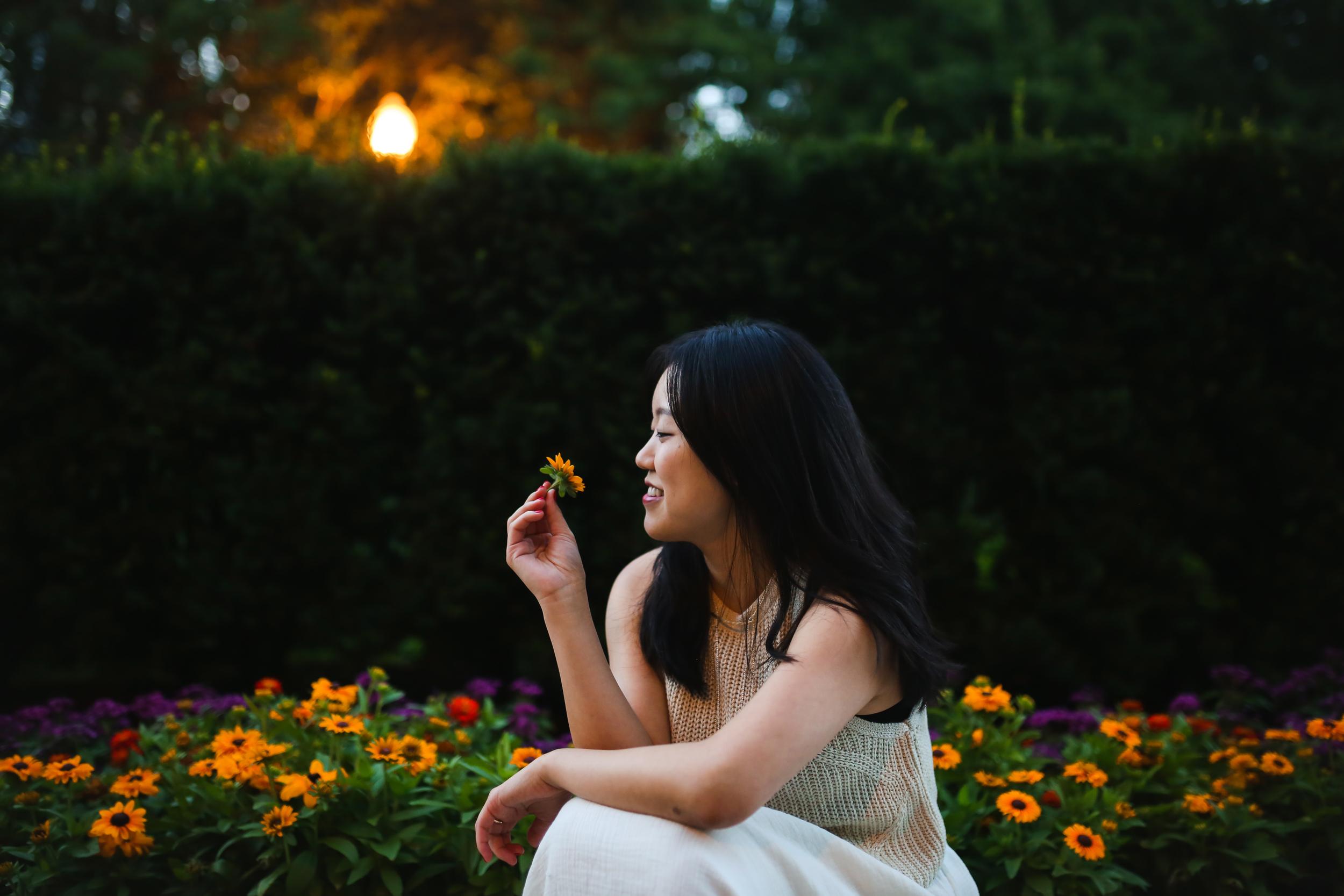 gorgeous chicago korean mama