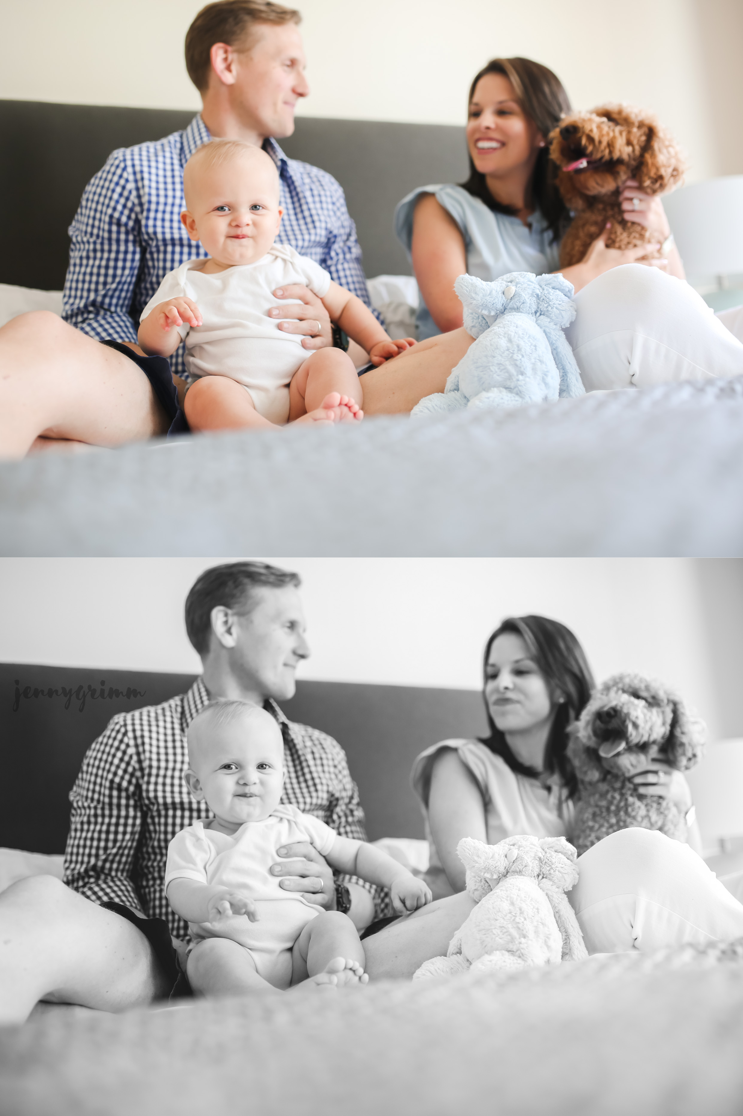 chicago baby lifestyle photographer