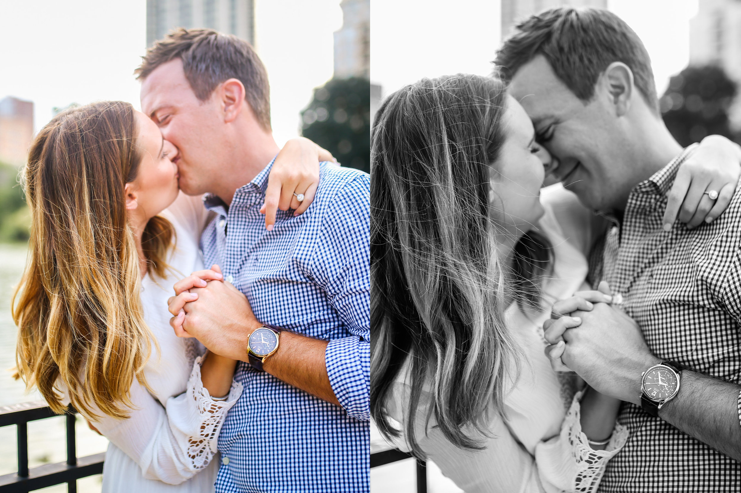 chicago proposal engagement jenny grimm photography