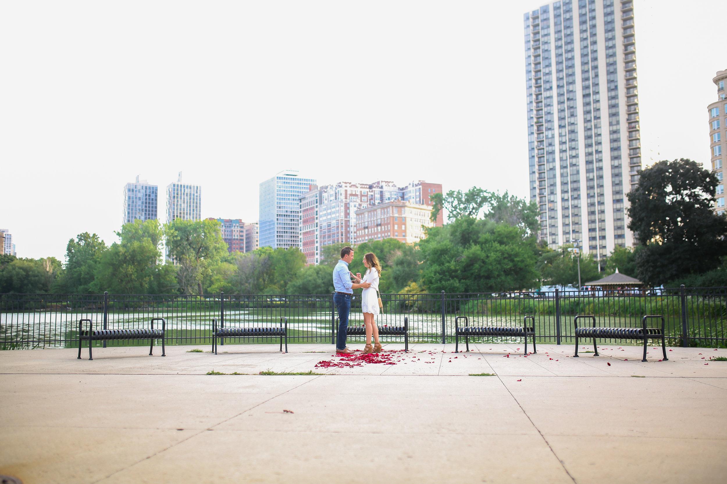 chicago proposal engagement jenny grimm