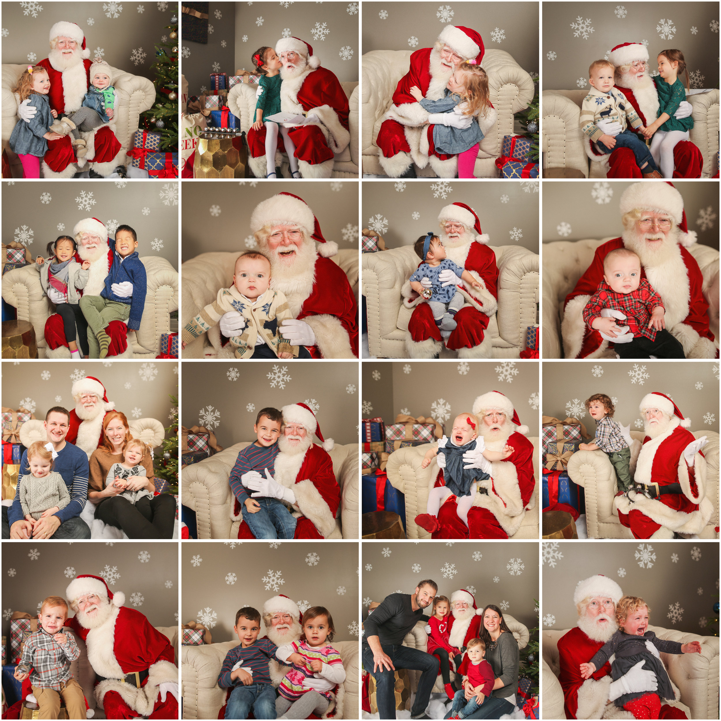 chicago lifestyle santa portraits