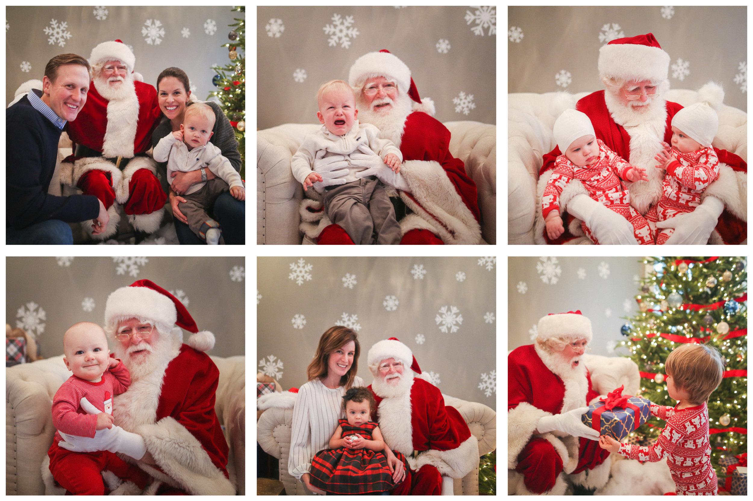 CHICAGO SANTA LIFESTYLE STUDIO PORTRAITS JENNY GRIMM FAMILY PHOTOGRAPHY