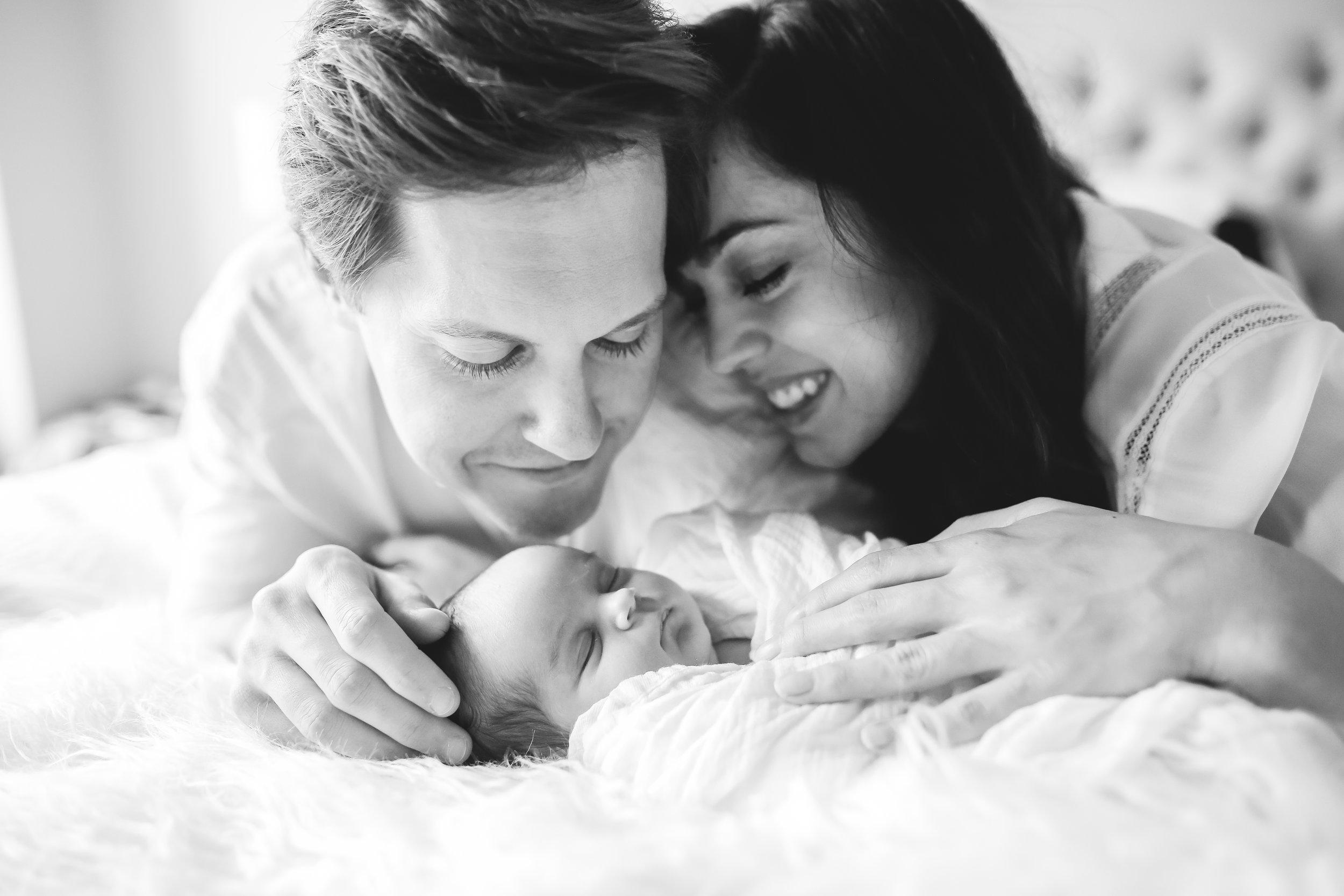 Jenny Grimm Chicago Newborn Lifestyle Photographer