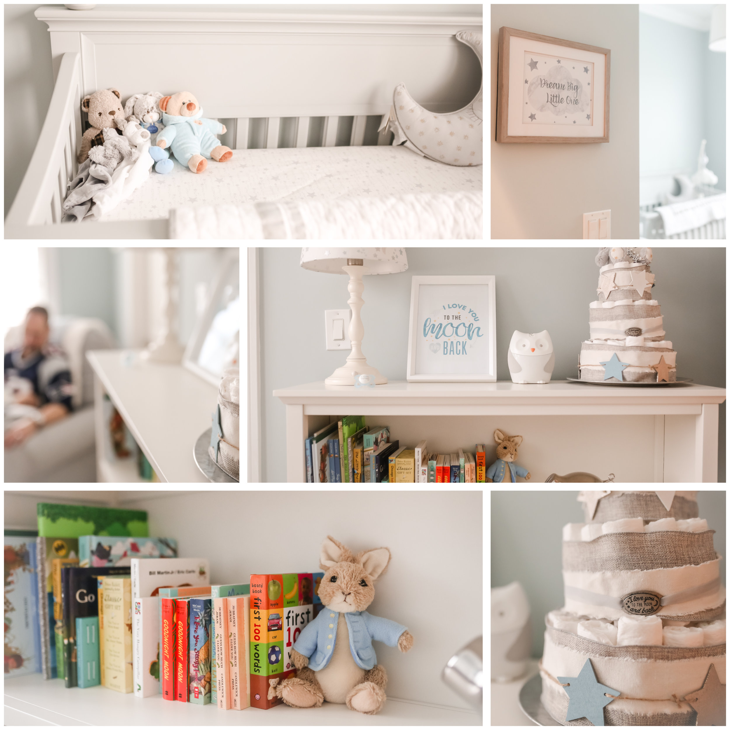 jenny grimm photography chicago newborn baby nursery lifestyle home session
