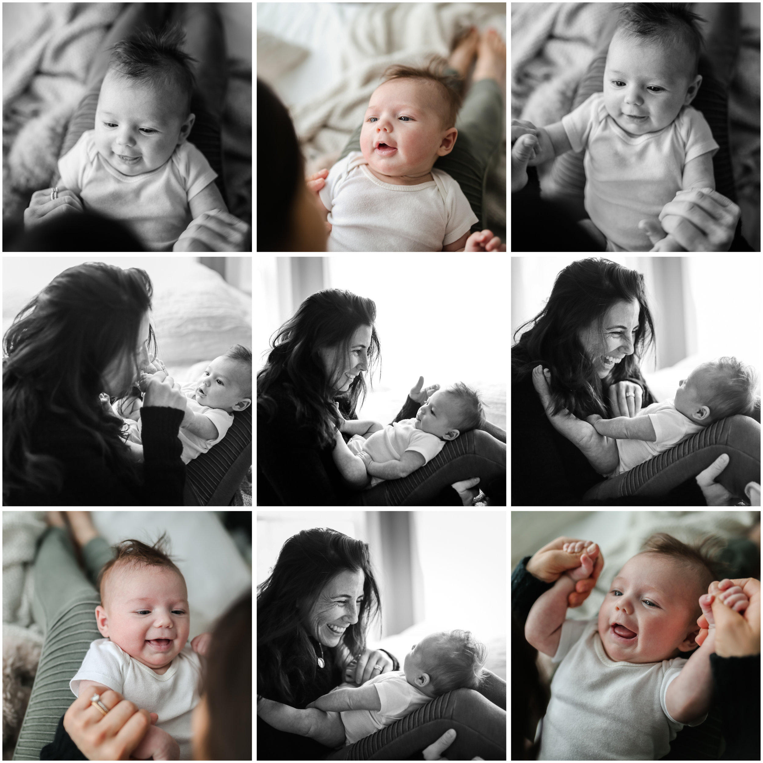 jenny grimm photography chicago lifestyle studio mommy and baby session