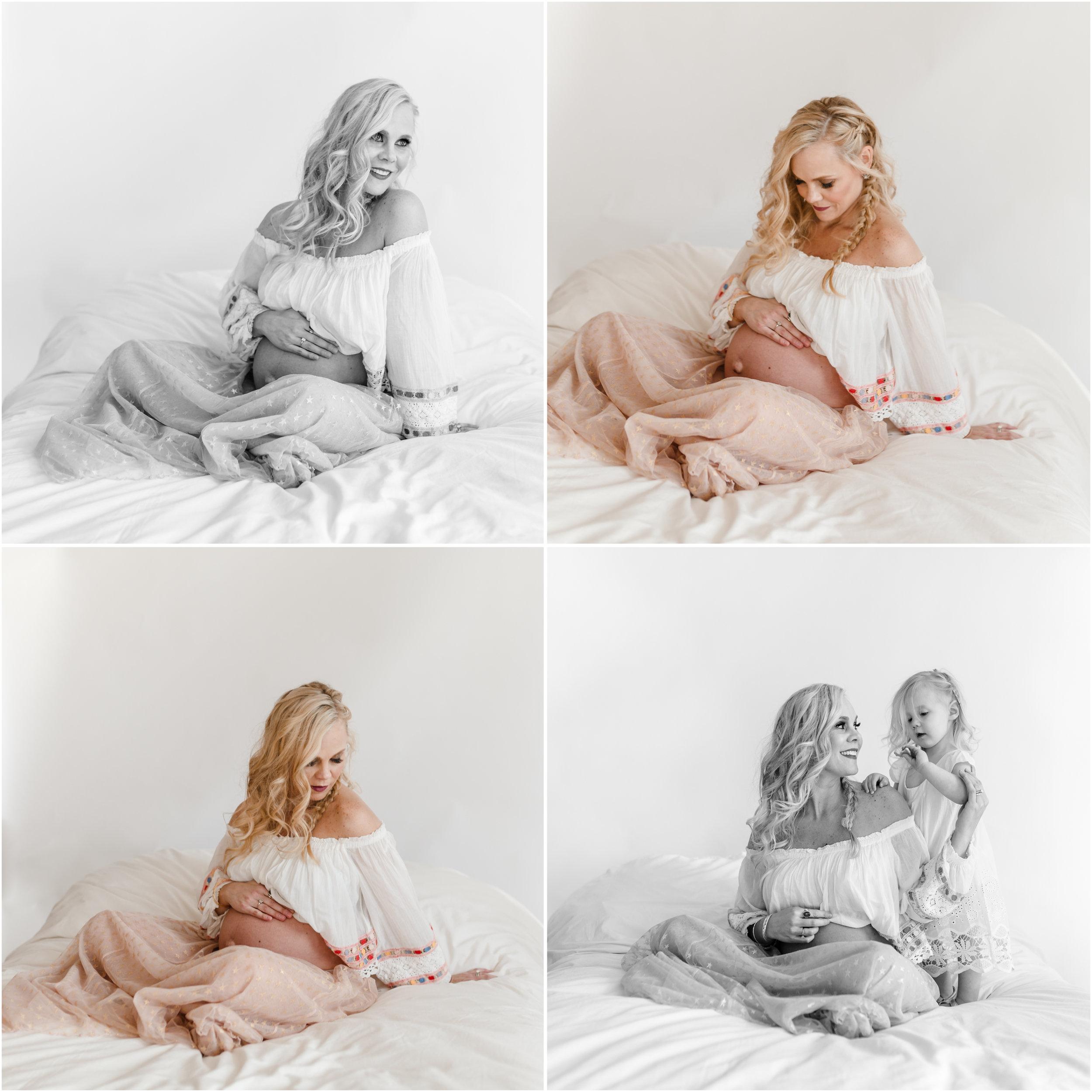 chicago maternity lifestyle photographer jenny grimm boho chic pregnancy session