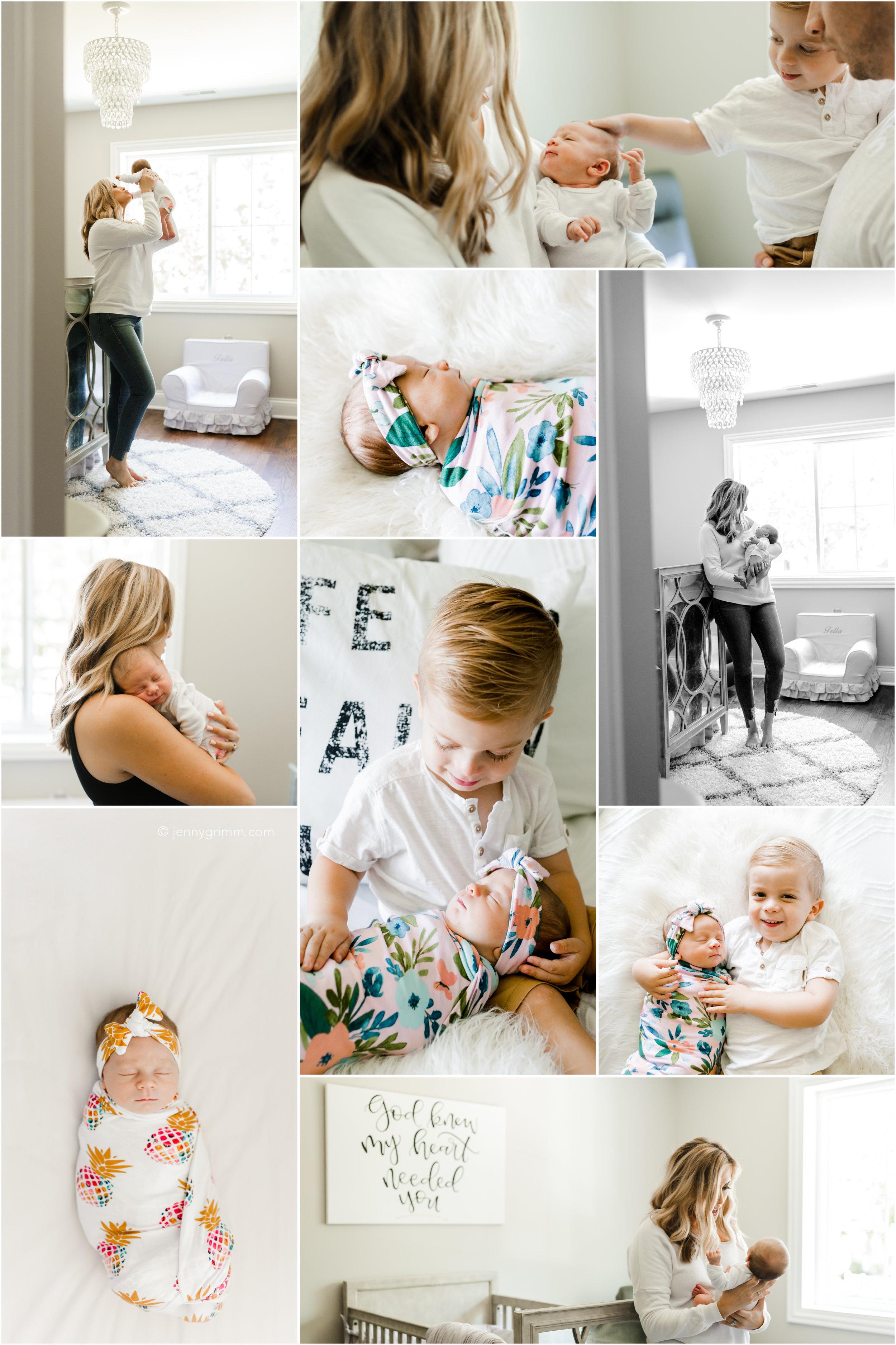 chicago newborn lifestyle photographer jenny grimm photography