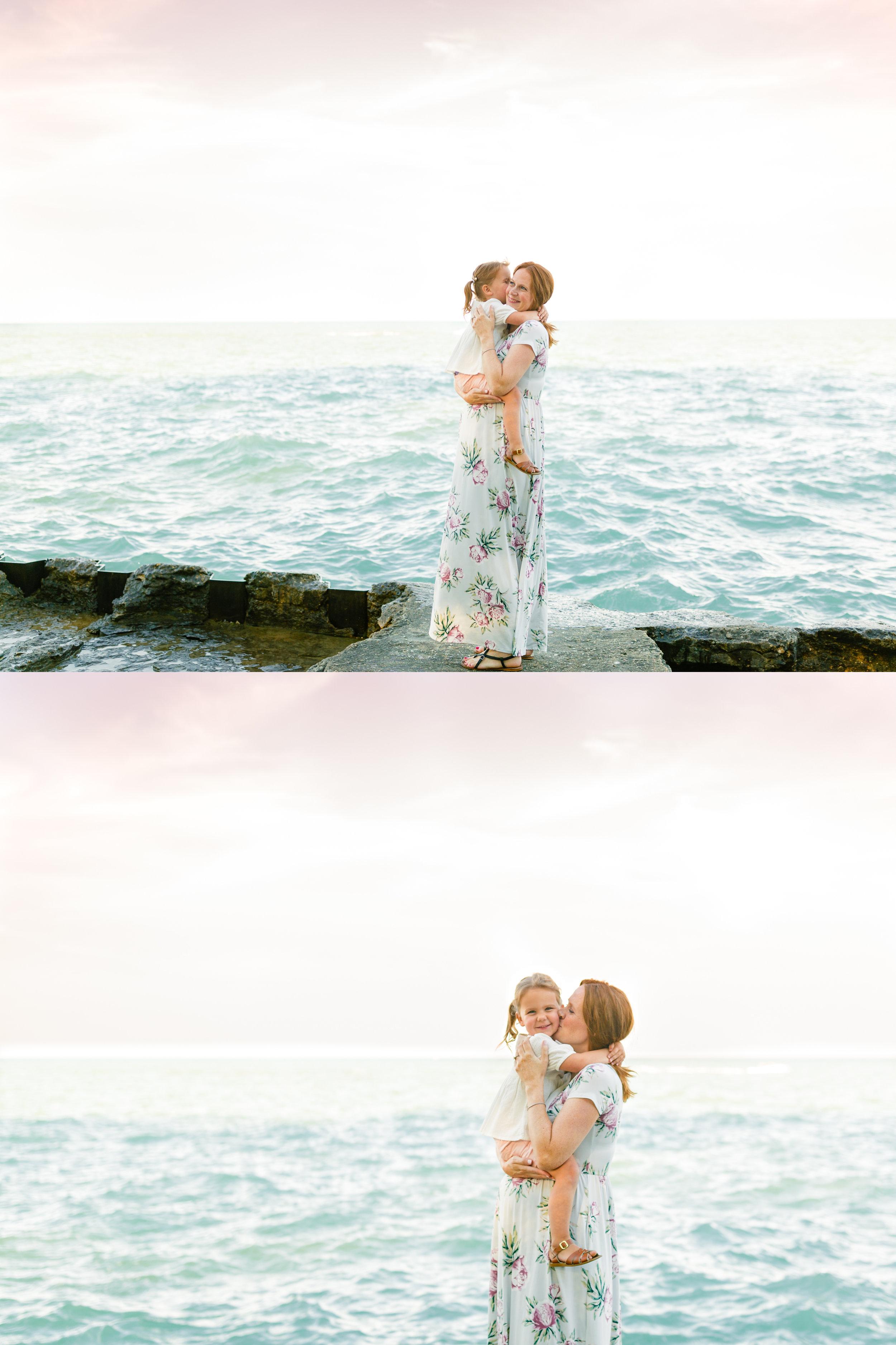 chicago maternity lifestyle photographer jenny grimm photography rainbow baby big sister