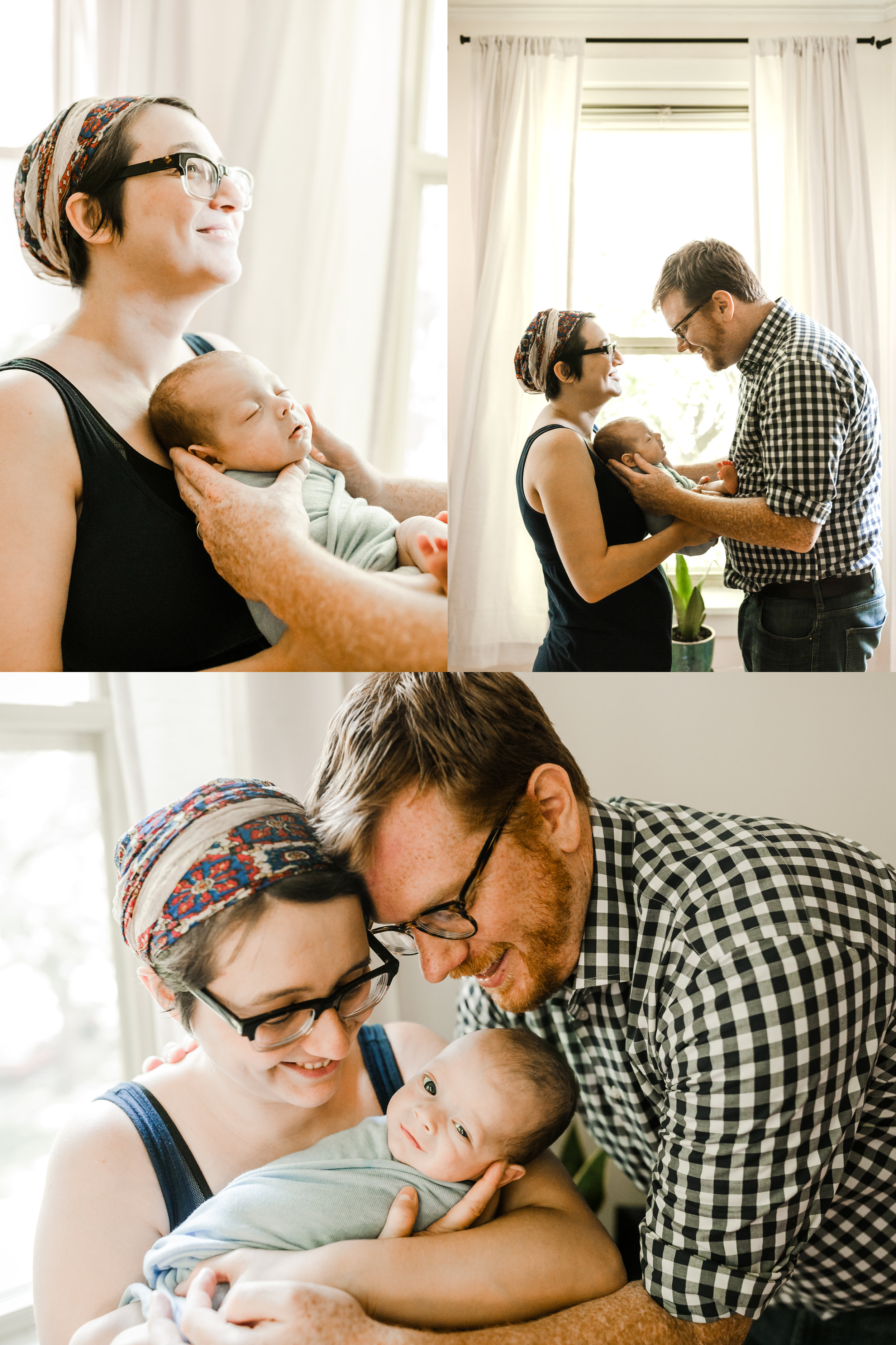 chicago newborn lifestyle in-home photographer jenny grimm photography
