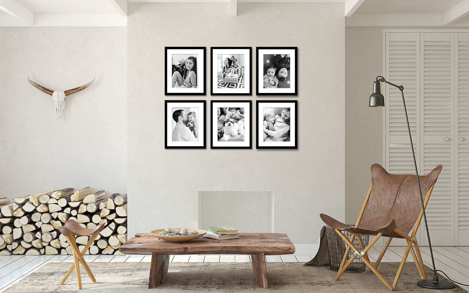 JPG 6 Grid Black Framed Gallery Wall Living Room.jpg