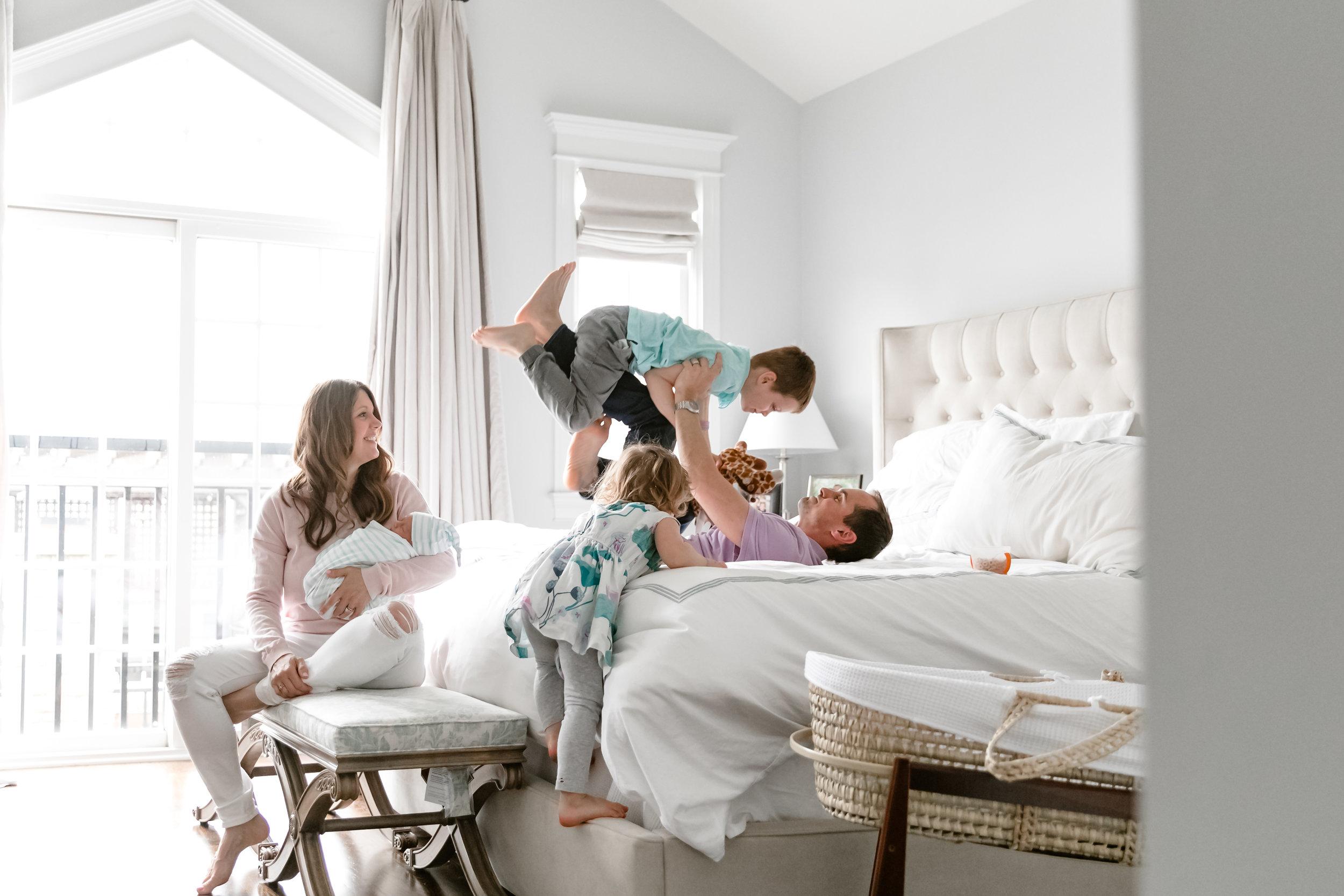 jenny grimm photography chicago newborn lifestyle family photographer