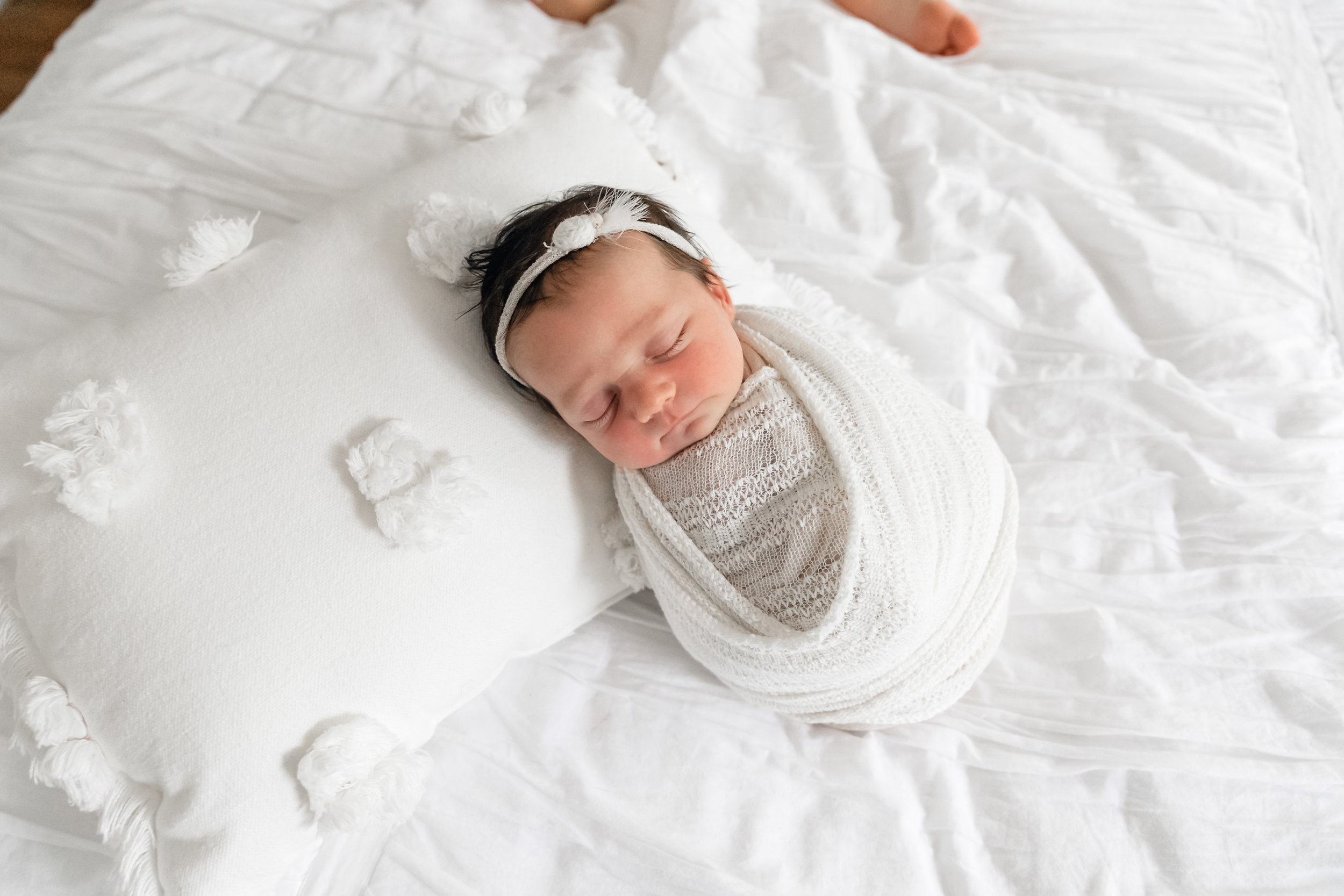 winnetka chicago newborn lifestyle photography session