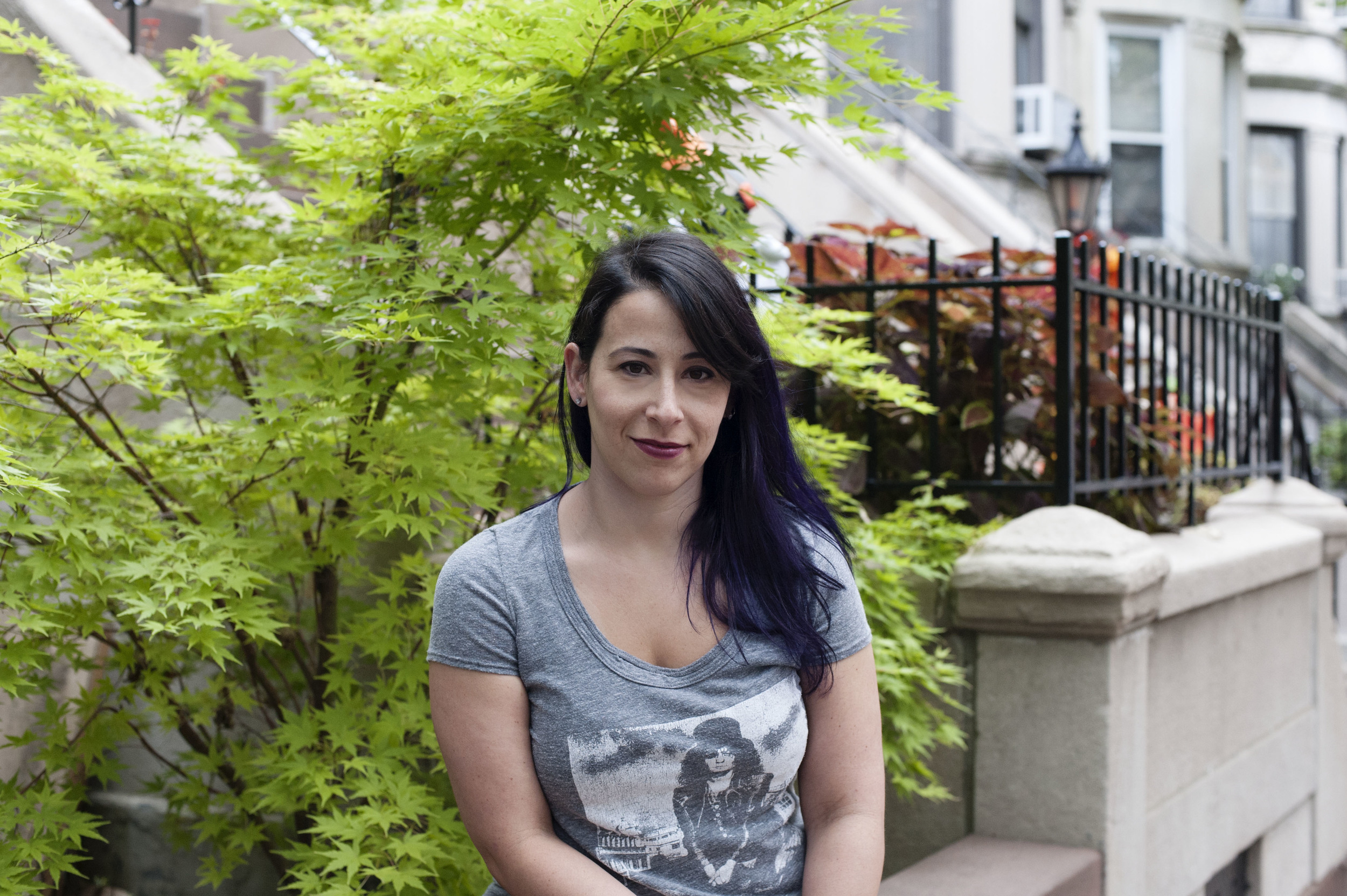 Dava Krause   Comedian, 32, Park Slope