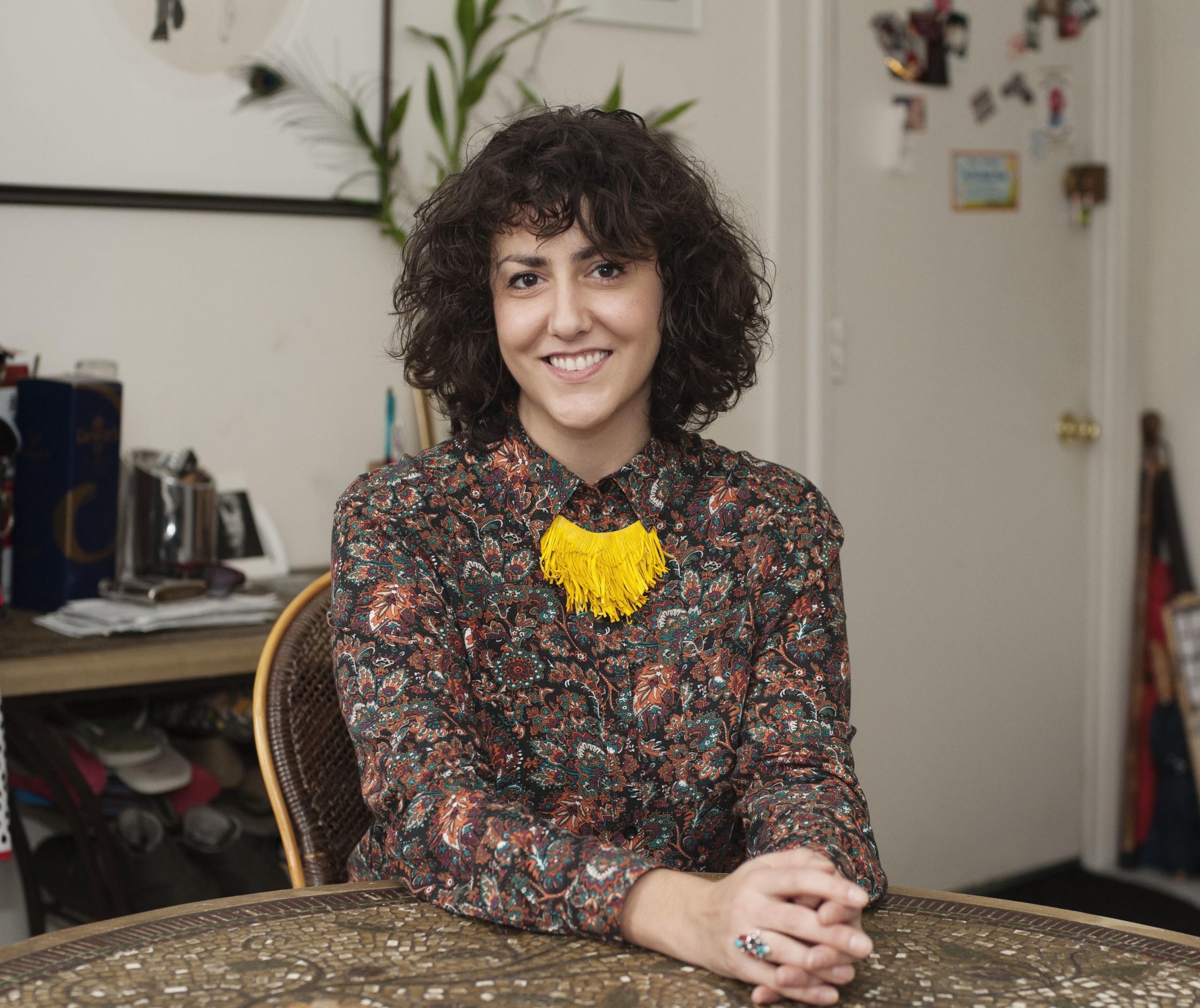 Leah Taylor   Senior Content Manager, 31, Carroll Gardens