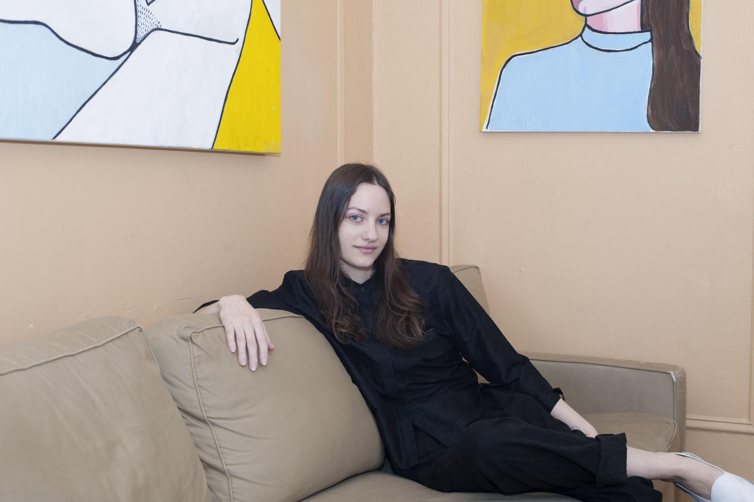 a  lice lancaster   Artist, 29, Bushwhick
