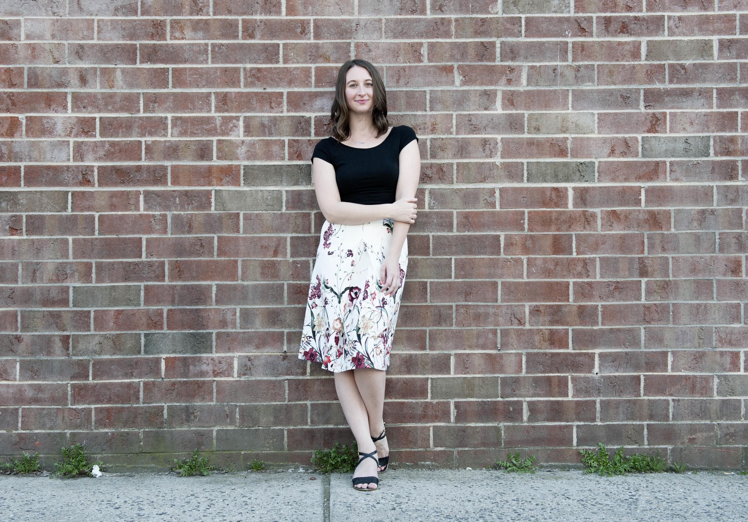 Refinery29's feature's writer, Vanessa Golembewski.