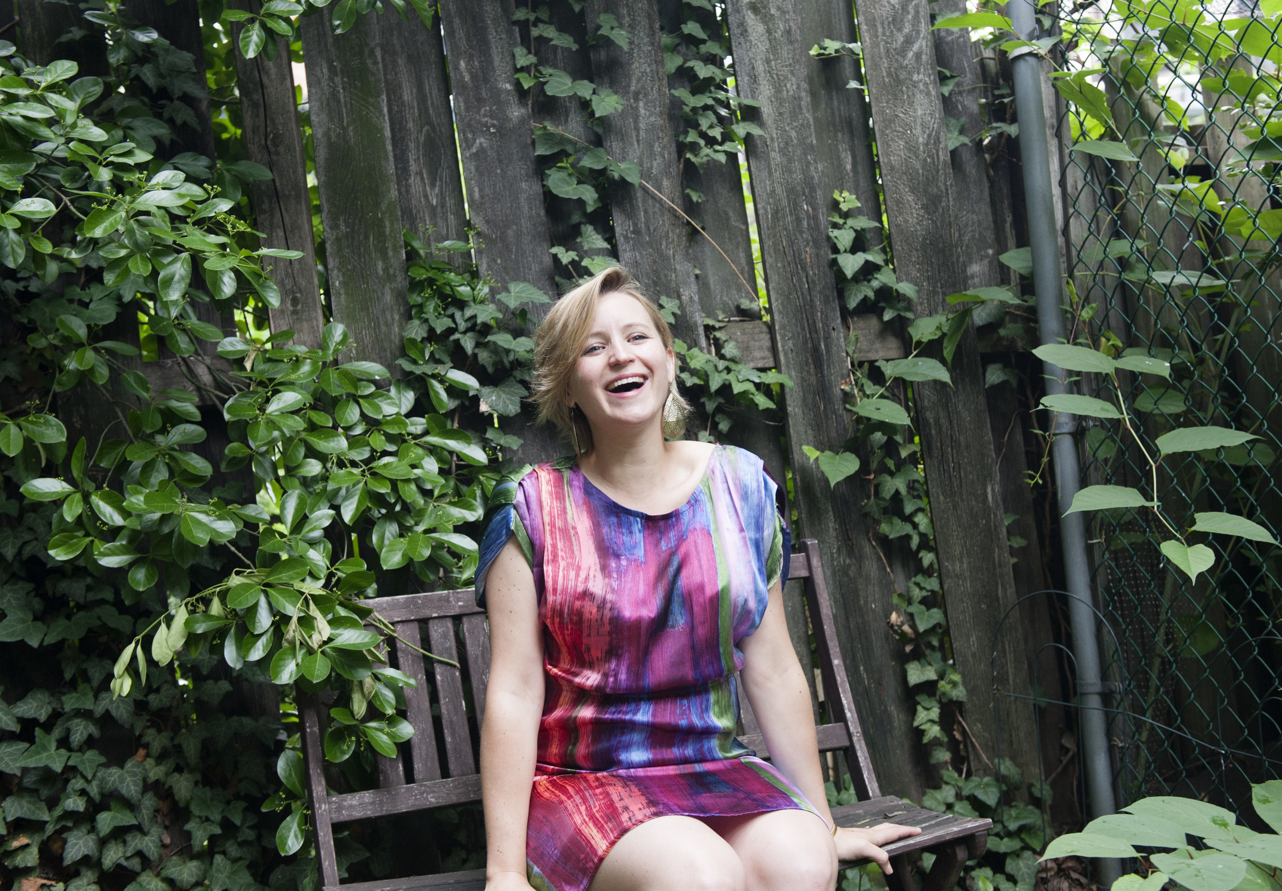 J  eralyn Gerba   Editorial Director and Co-Founder of Fathom, 33, Fort Greene
