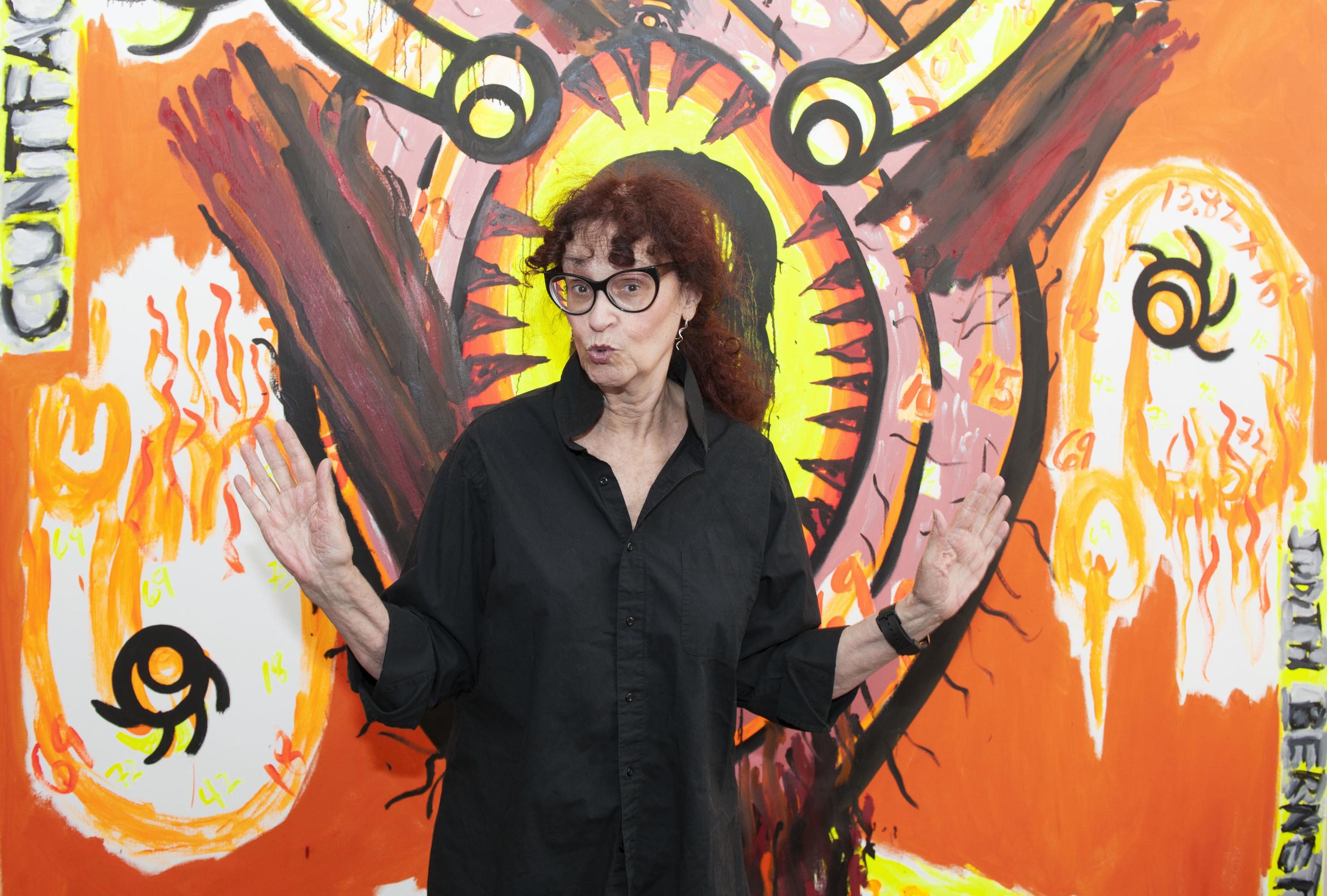 Judith Bernstein   Artis, 72, Chinatown