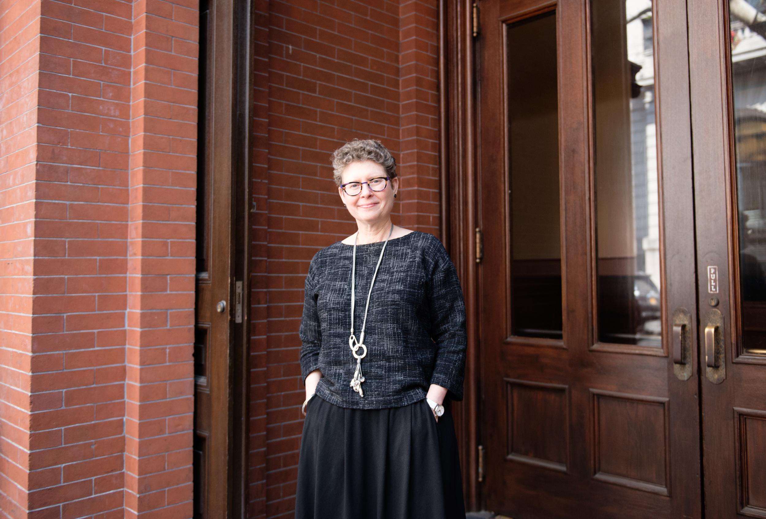 deborah schwartz   President, Brooklyn Historical Society, Brooklyn Heights