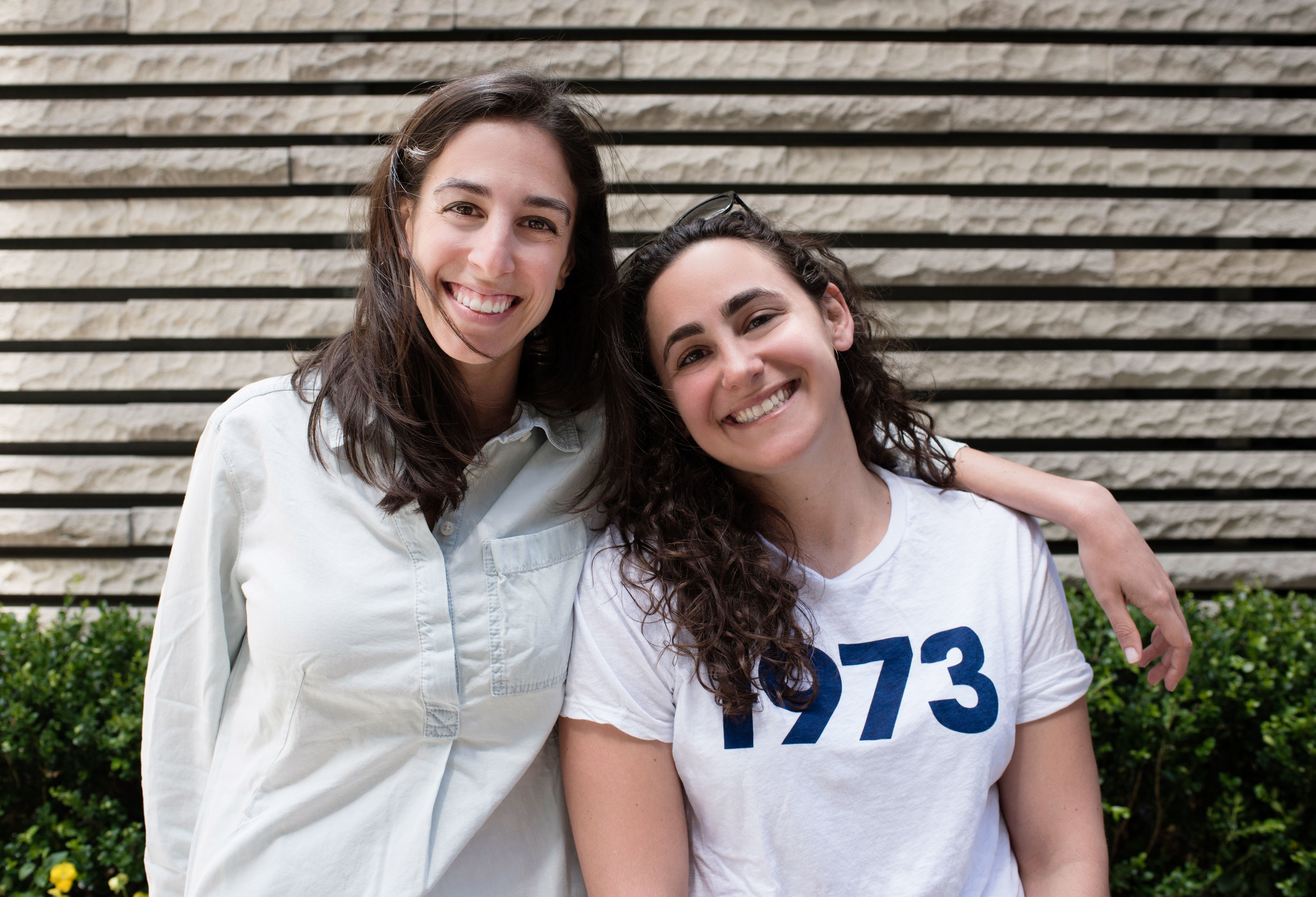 Jordana Kier and Alexandra Friedman, Founders of LOLA.