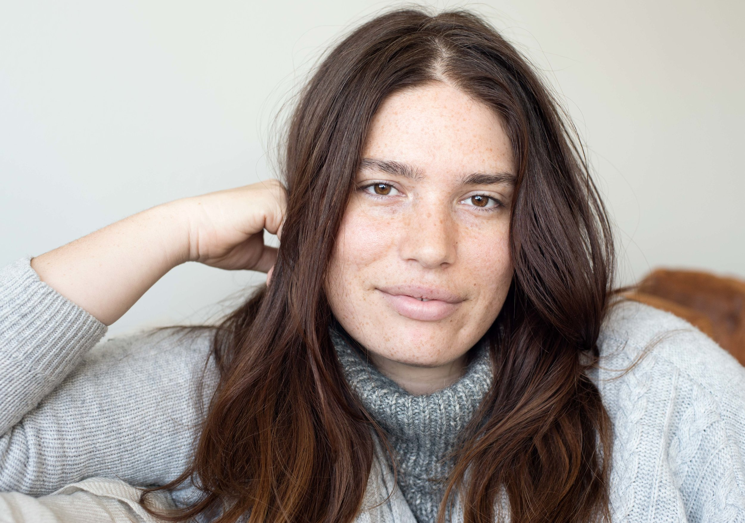 clementine desseaux   Entrepreneur, model and co-founder of All Woman Project, Long Island City