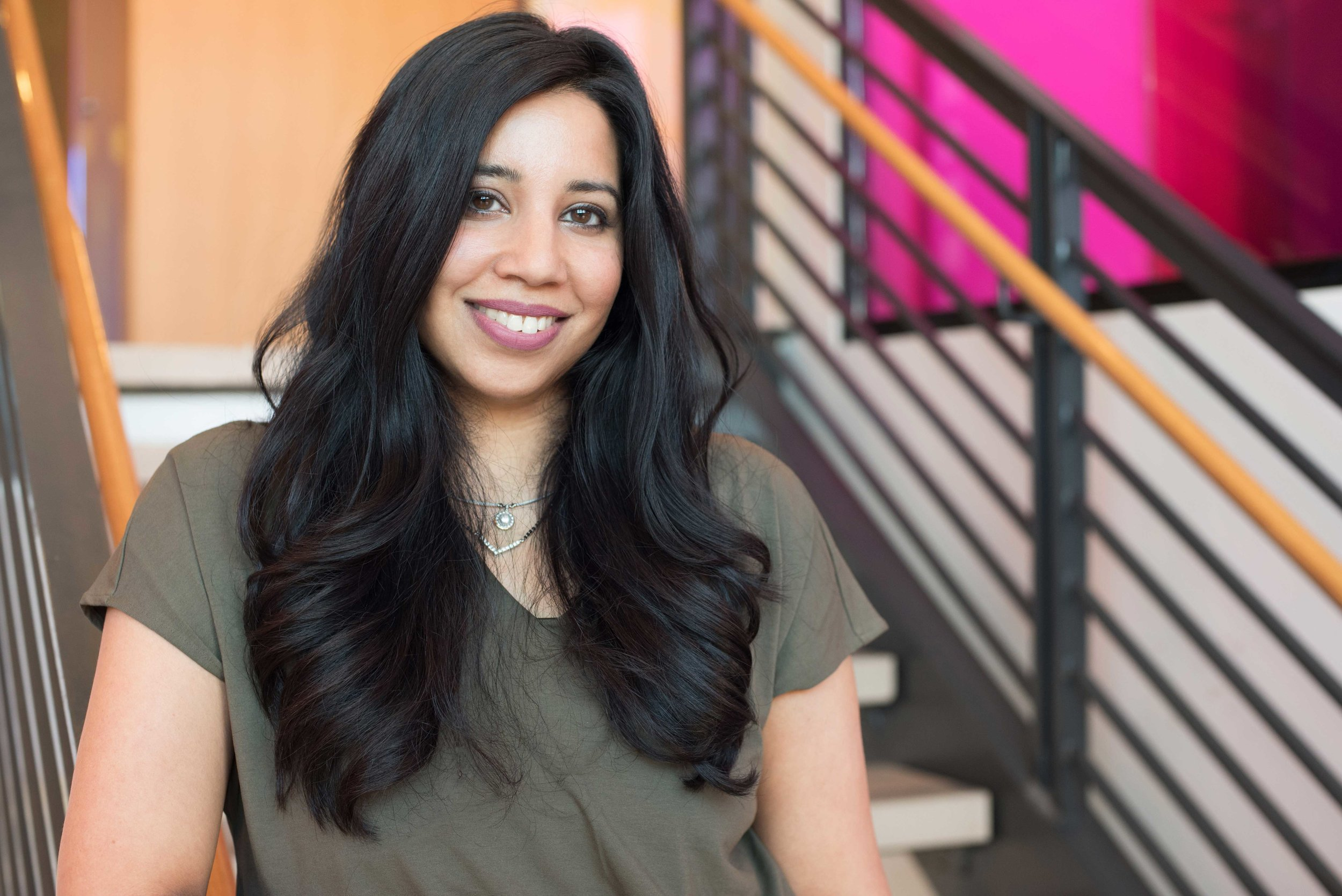 Swati Vauthrin   Director of Engineering, Buzzfeed, New York City