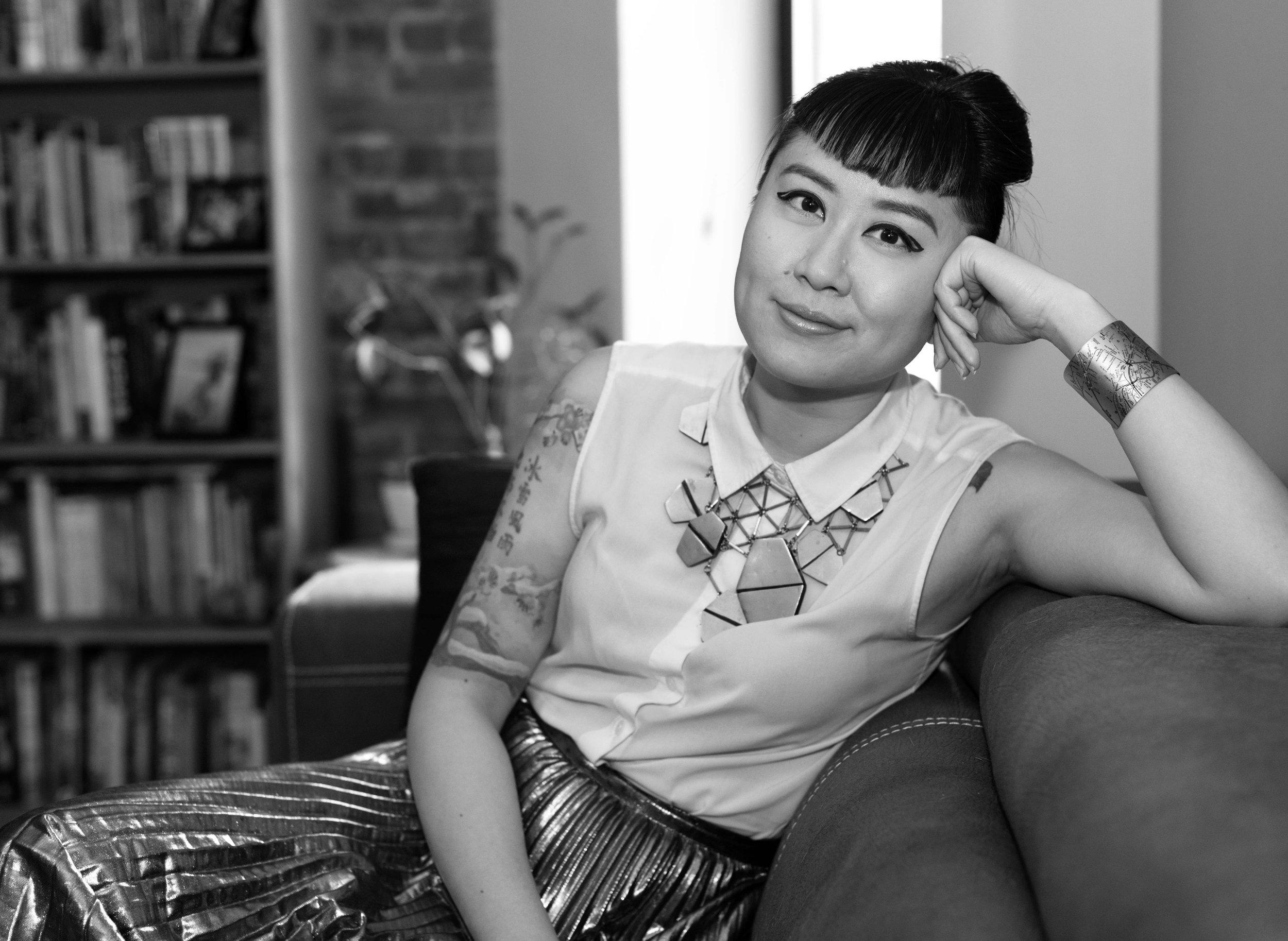 Camilla Zhang   Writer, Brooklyn