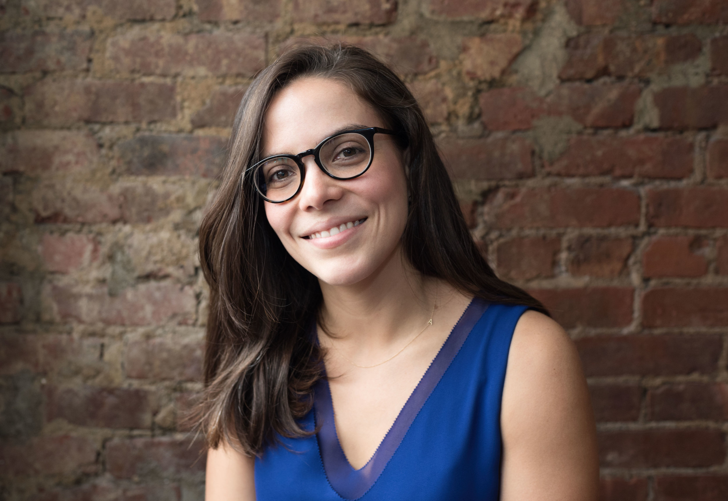 Amalia Ramos   Graphic Designer, Union Square