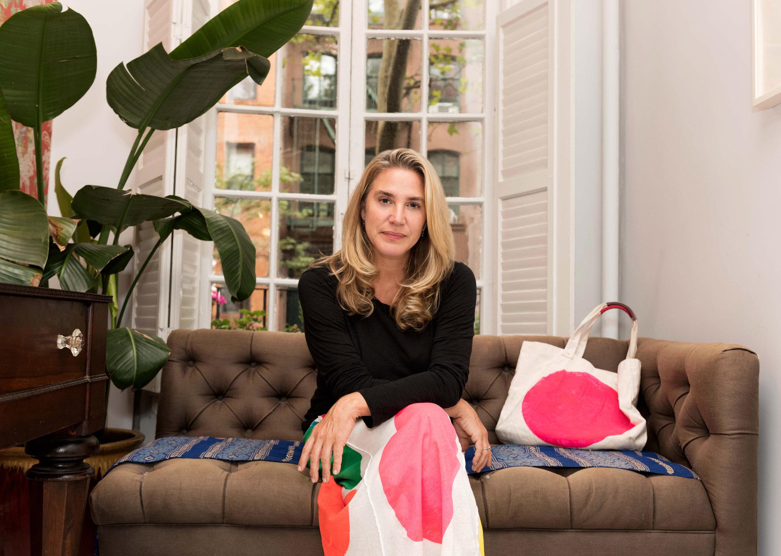 Pamela Bell   Founder of Prinkshop, East Village