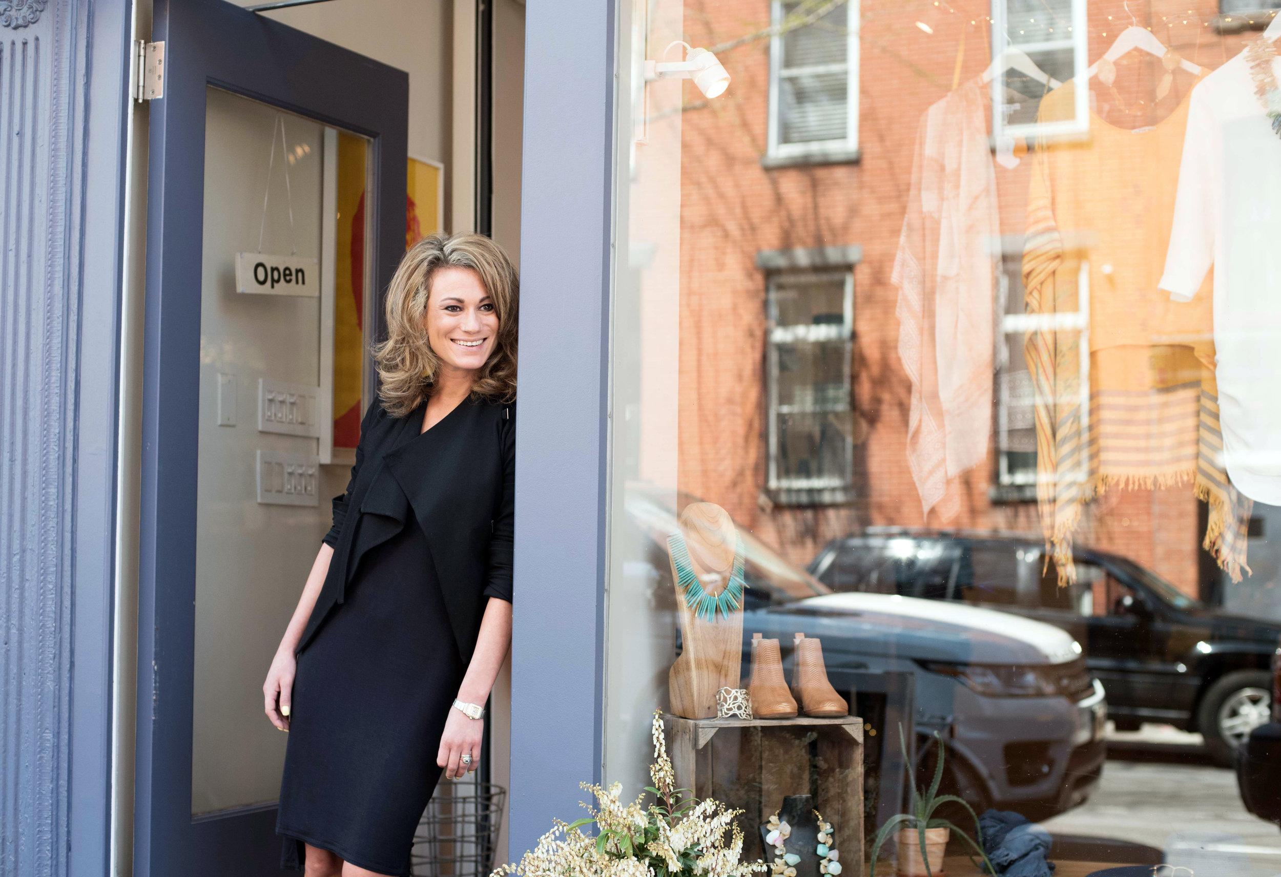 Vanessa Vallarino   Owner, V Curated, Brooklyn