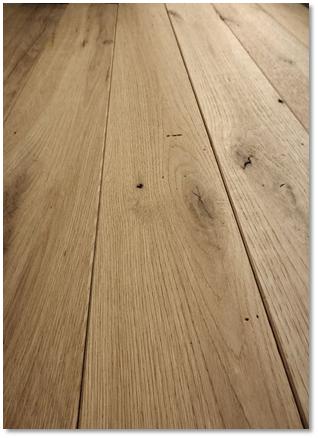 Reclaimed Original French Oak Boards