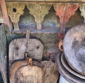 Vintage French Farmhouse Pieces