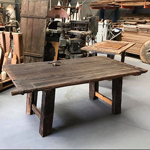 Bespoke French Oak Tables