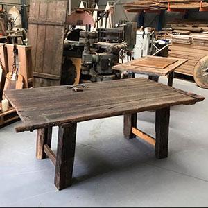 Bespoke French Oak Tables