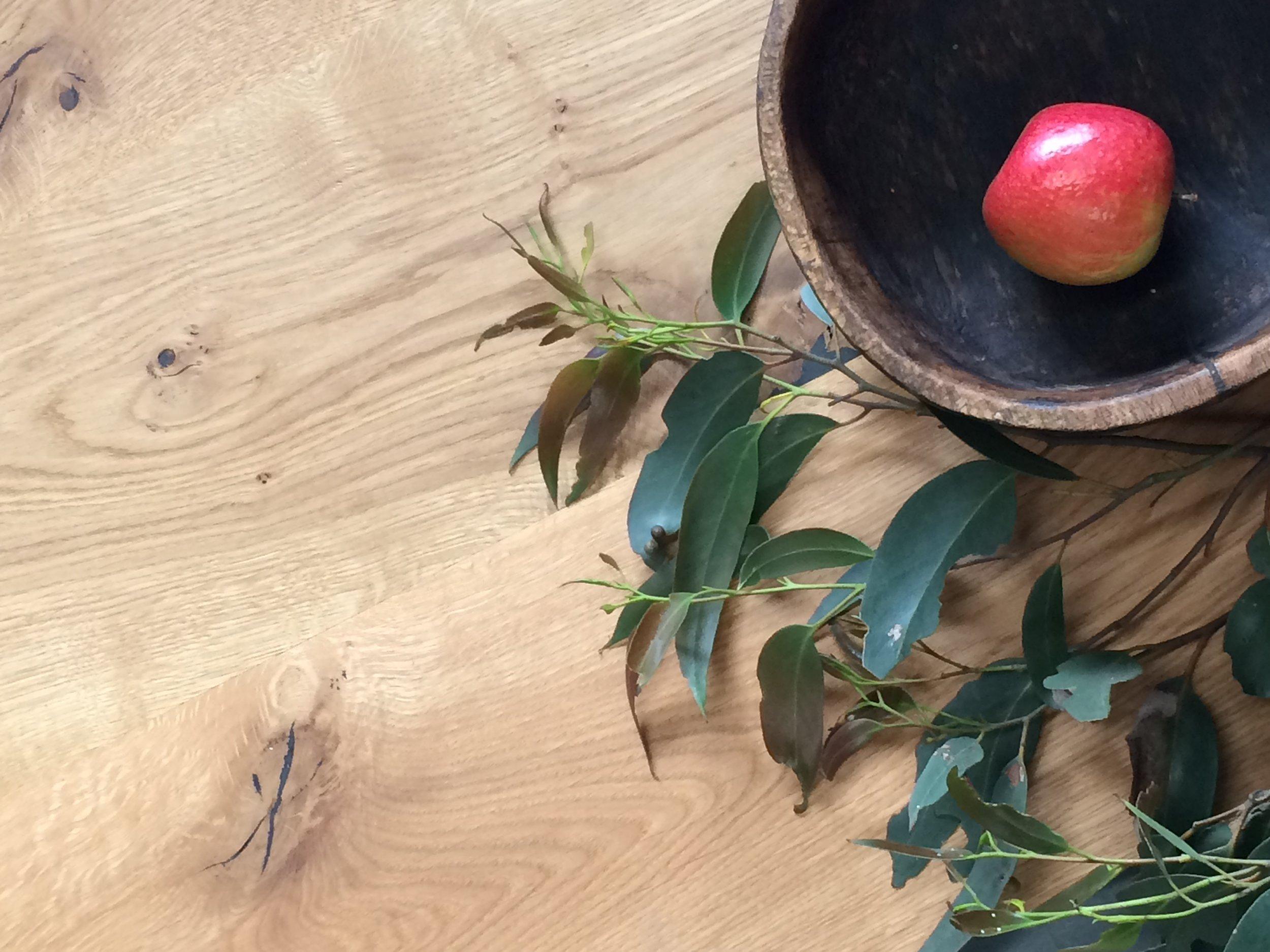 New French Oak Wideboard