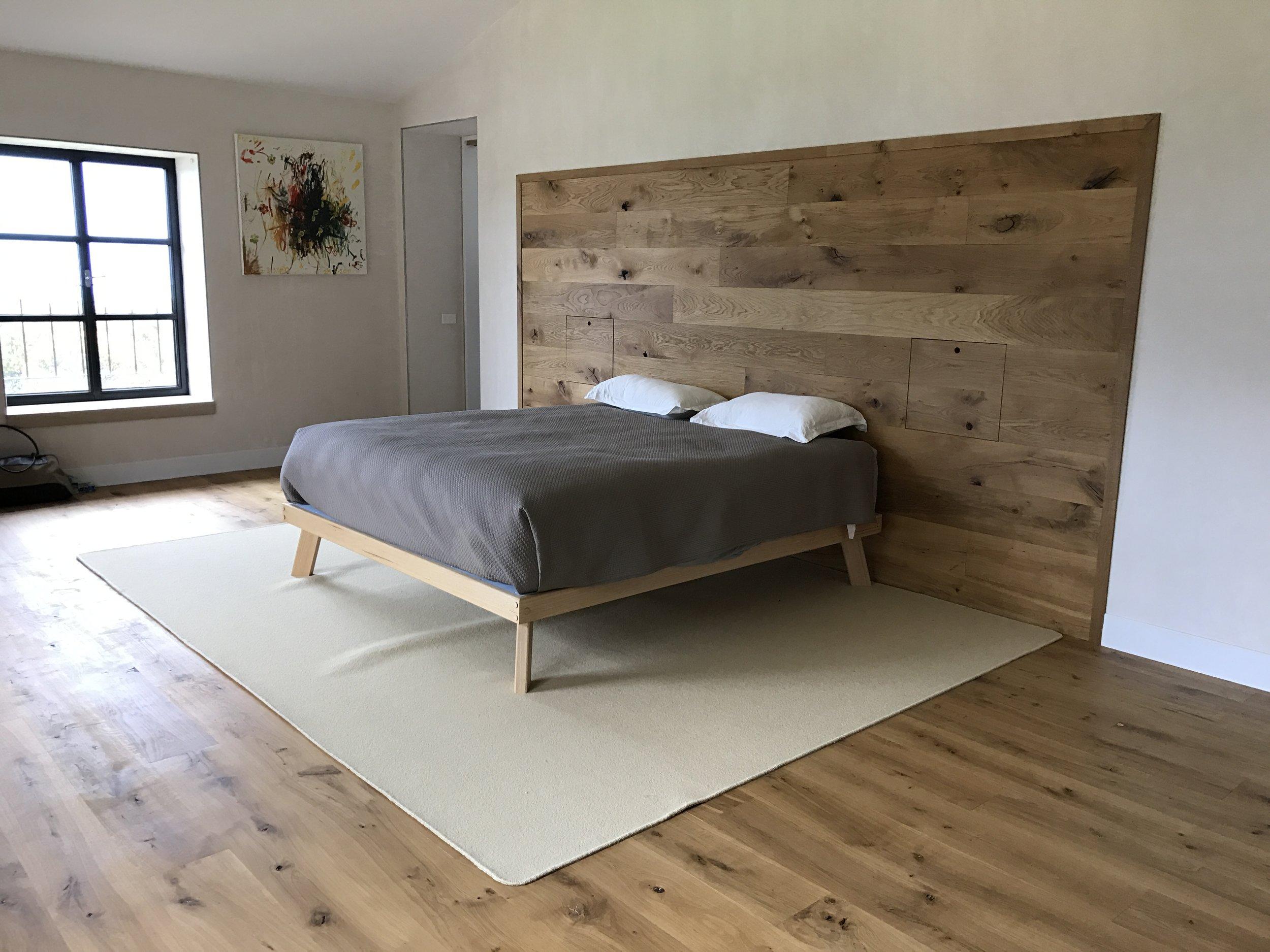 New French Oak Boards