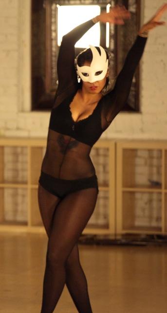 Fannie Sinclairs' Burlesque Review 2014